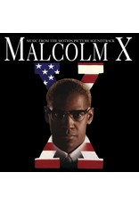 OST - Malcolm X (Red Vinyl) LP