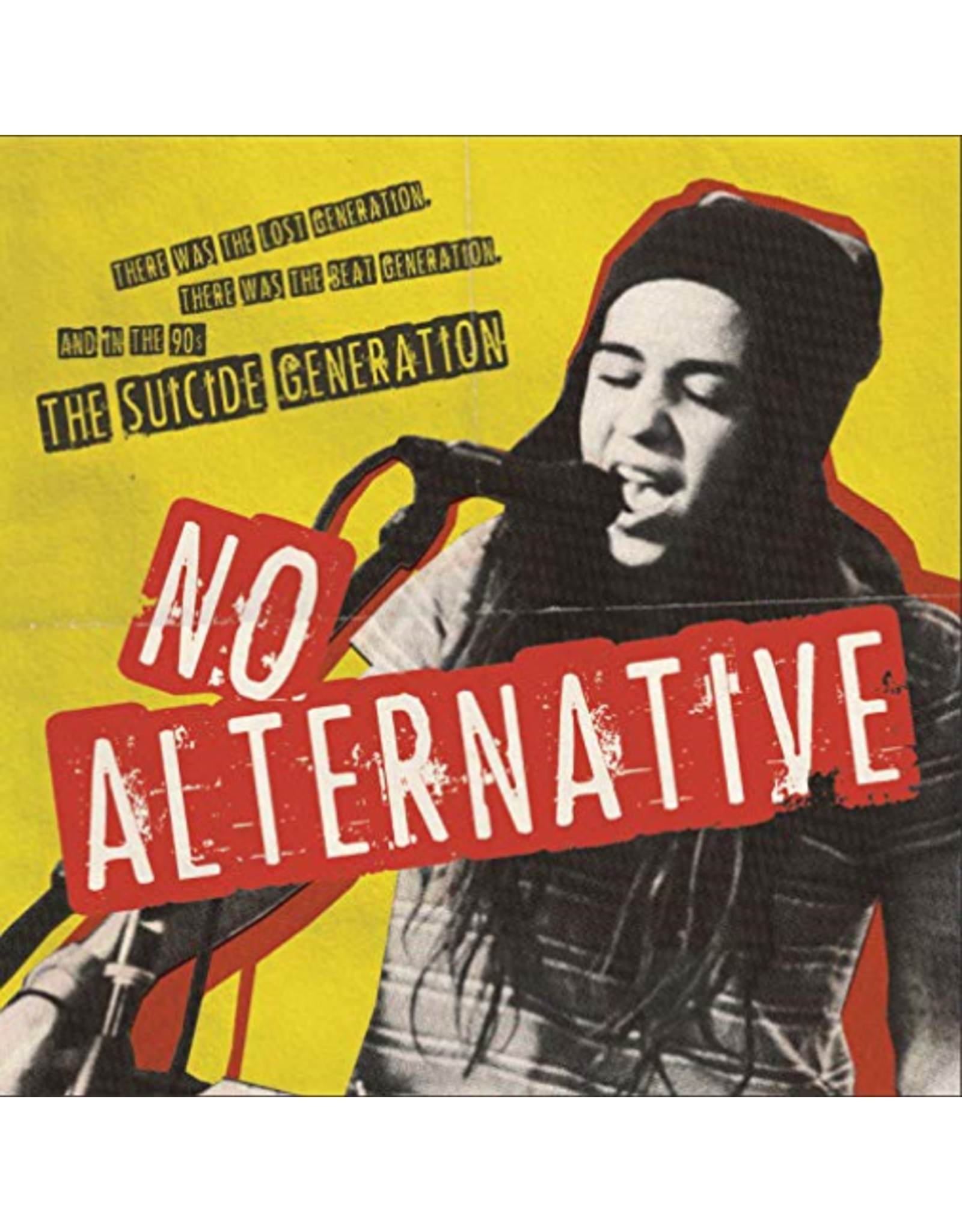 OST - No Alternative 2LP