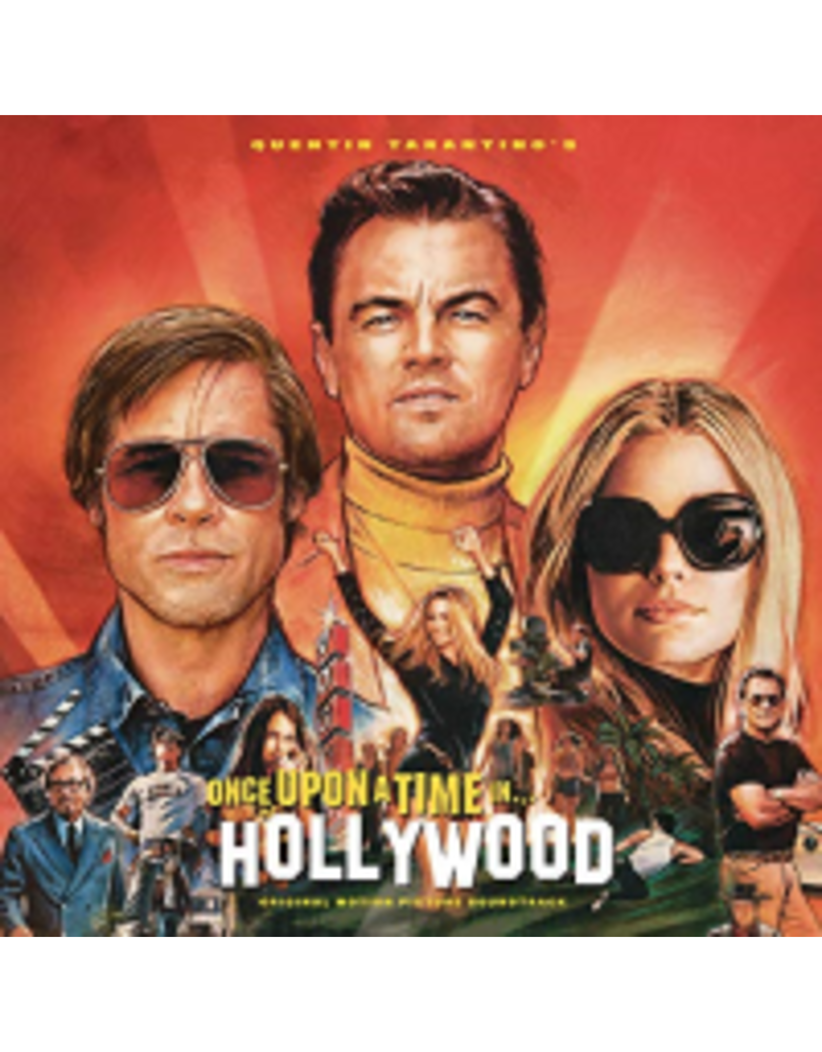 OST - Once Upon A Time In Hollywood 2LP