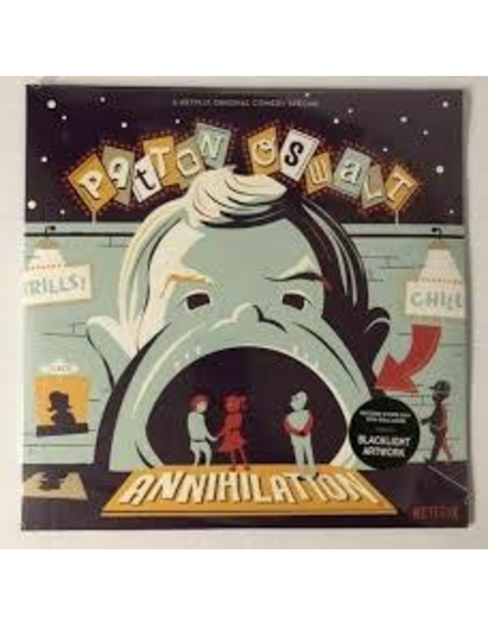 OST - Patton Oswald Annihilation 2LP