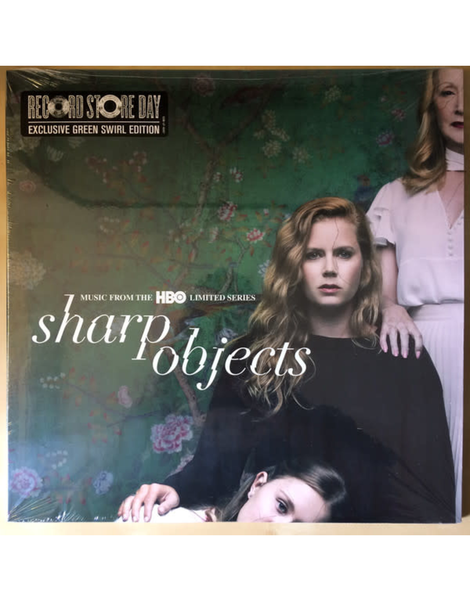 OST - Sharp Objects 2LP
