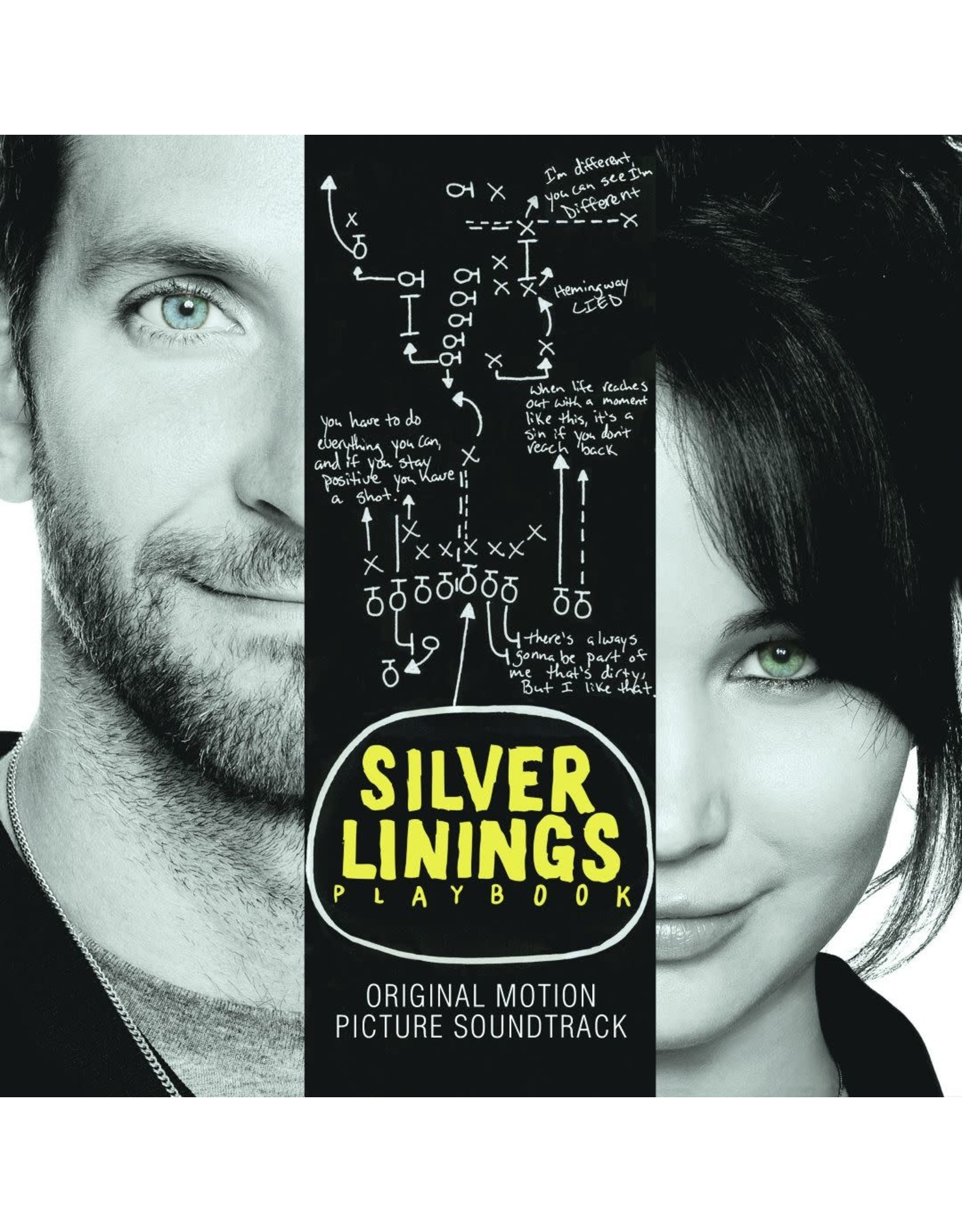 OST - Silver Linings Playbook LP