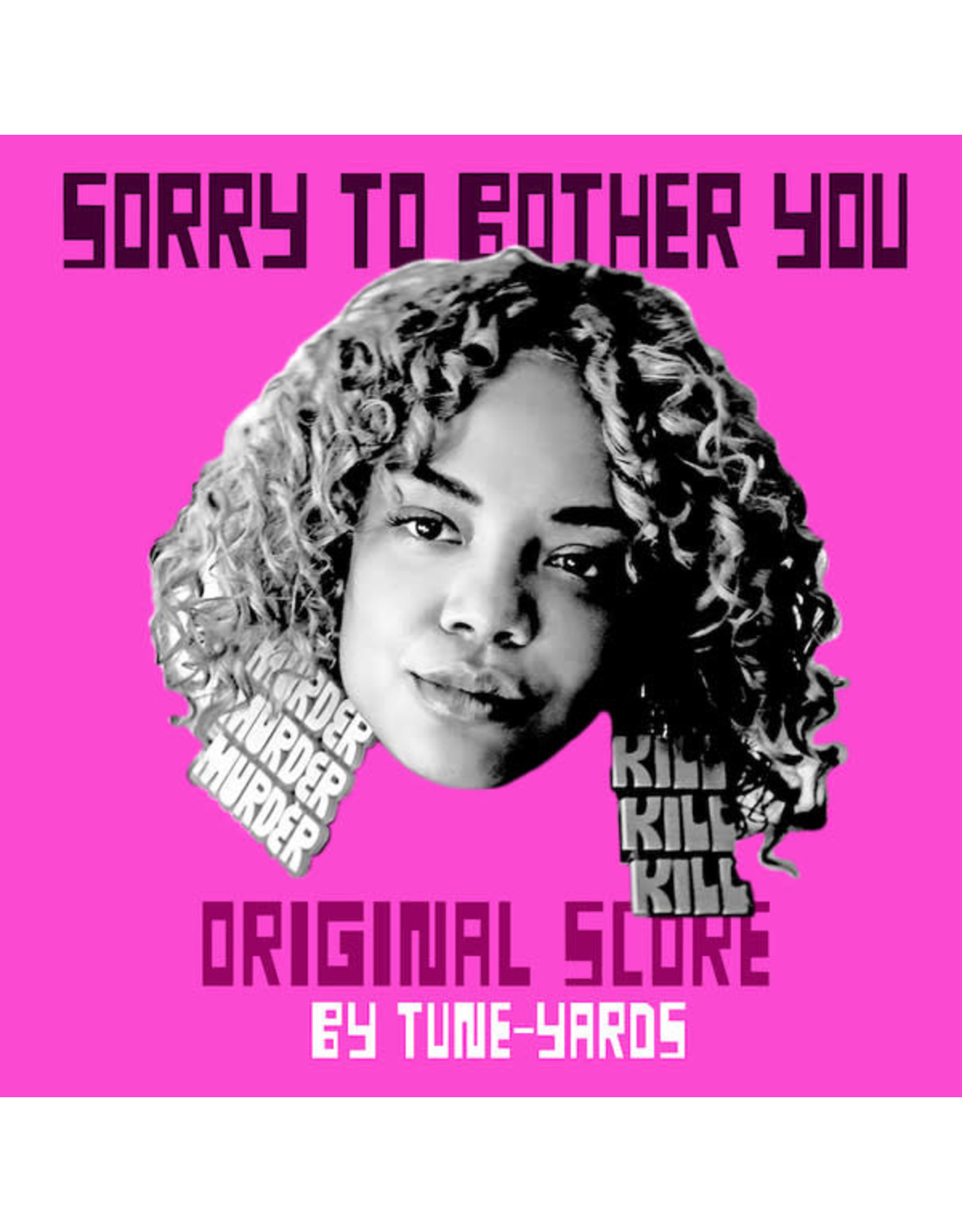 OST (Tune Yards) - Sorry To Bother You LP