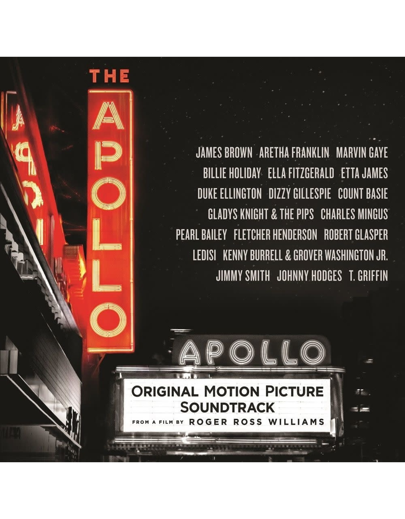 OST - The Apollo LP