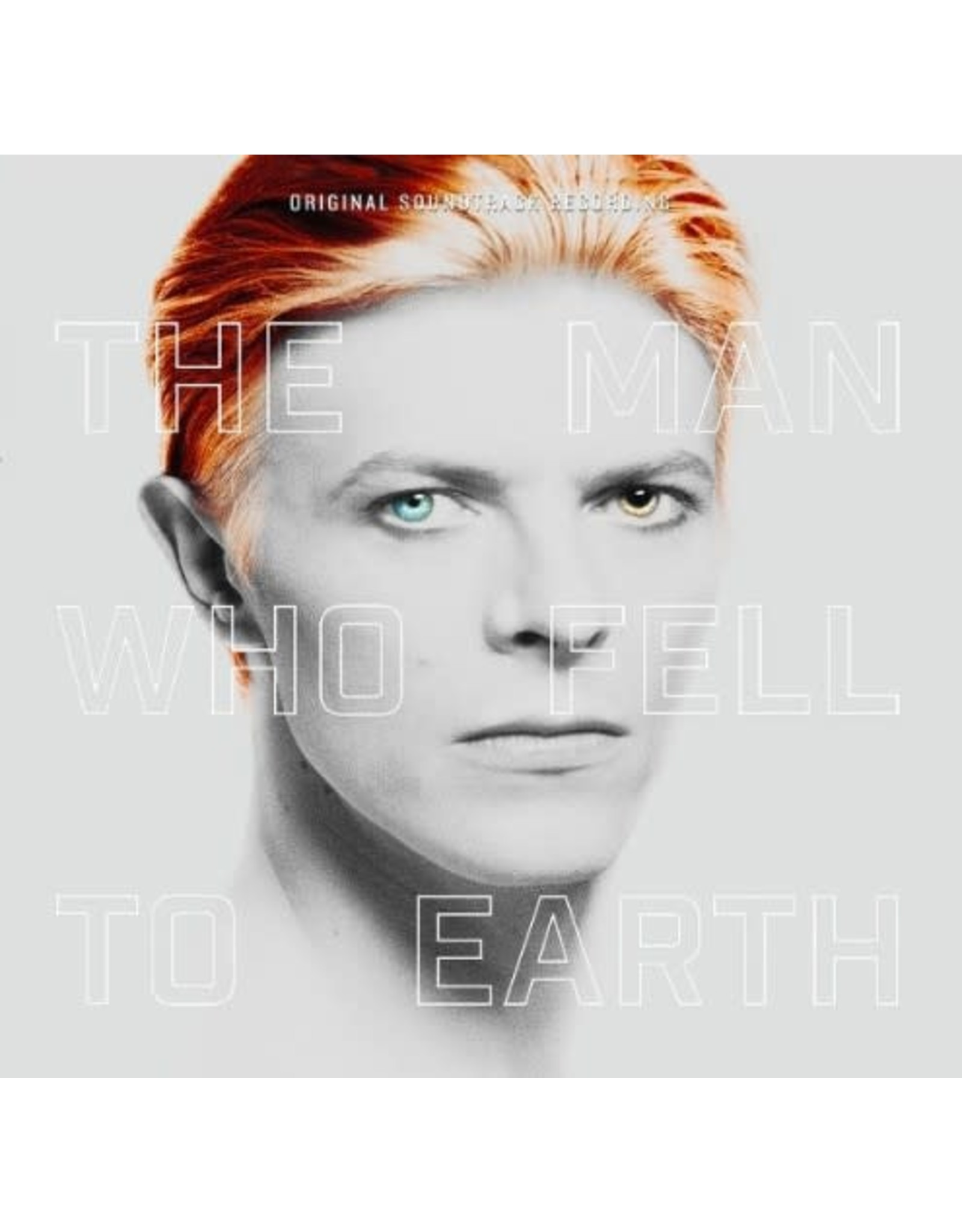 OST - The Man Who Fell To Earth 2LP