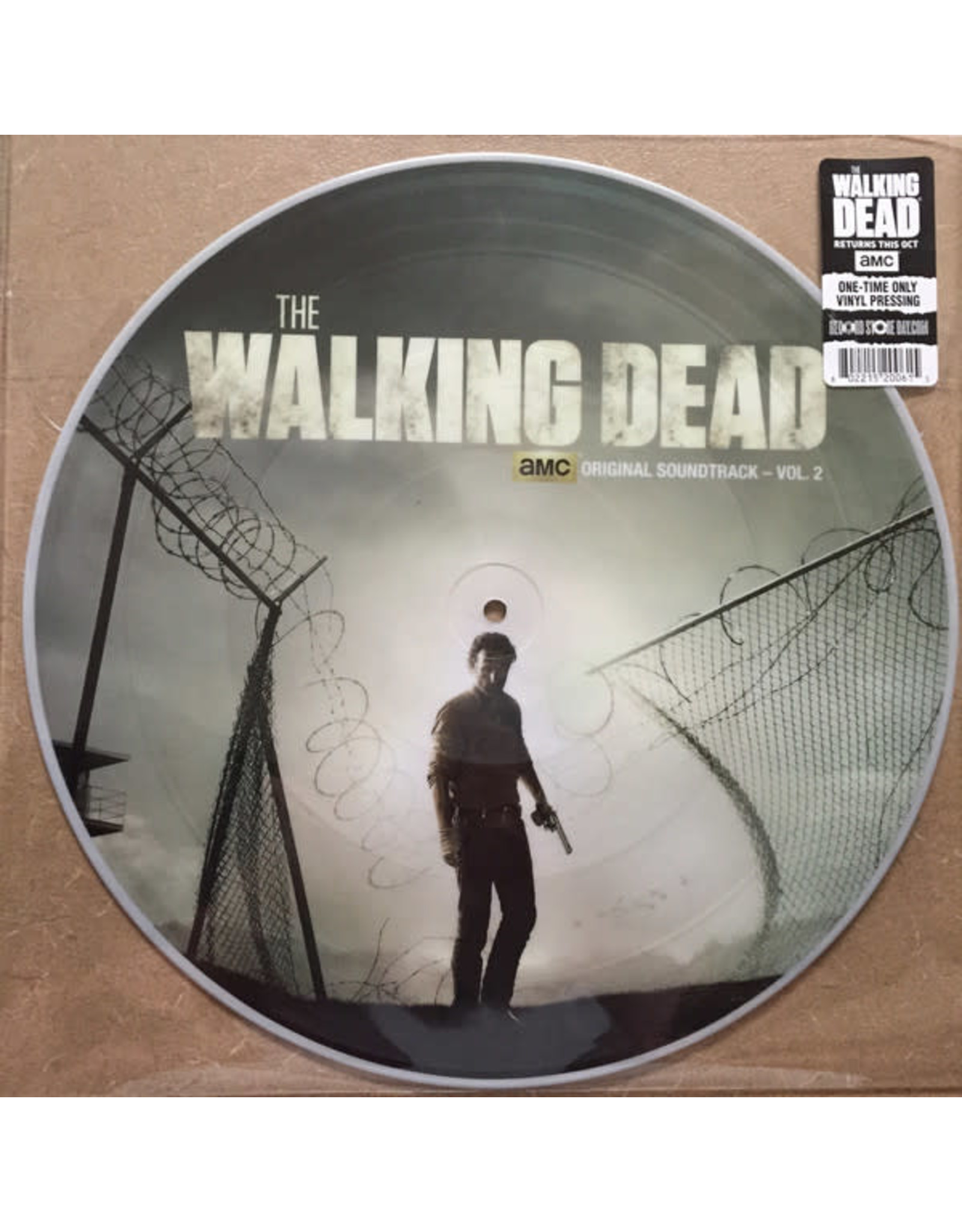 OST - The Walking Dead ST Vol. 2 (Picture Disc RSD) LP