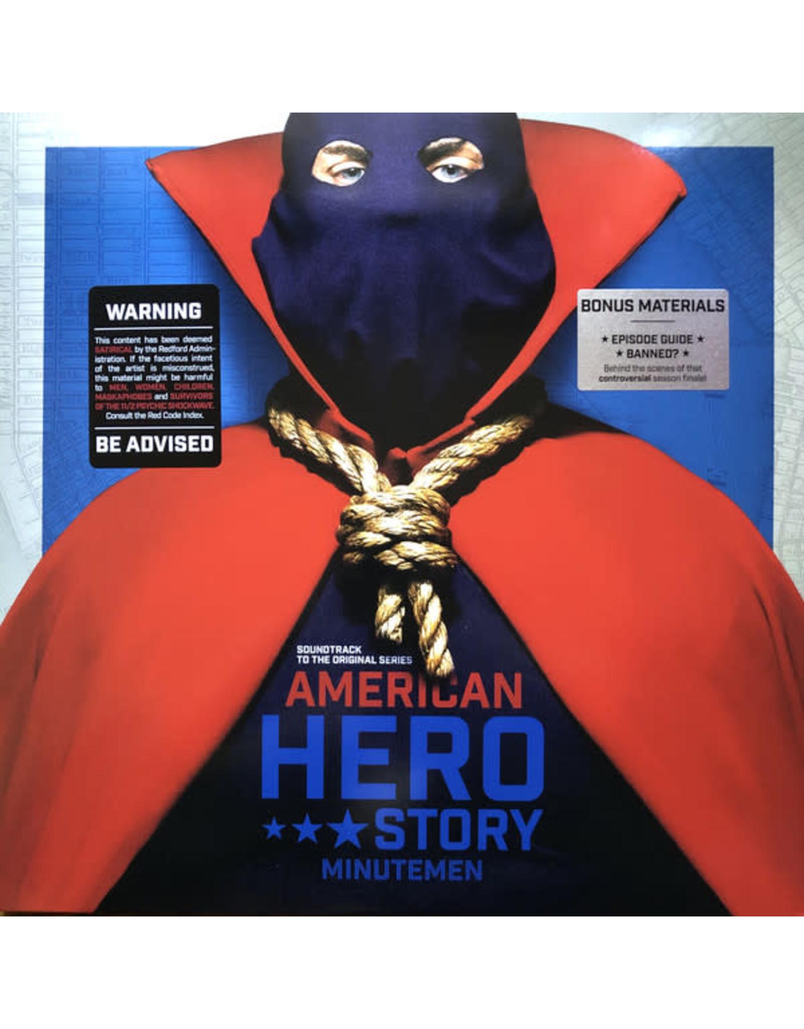 OST - Watchmen 2 American Hero (Reznor) LP