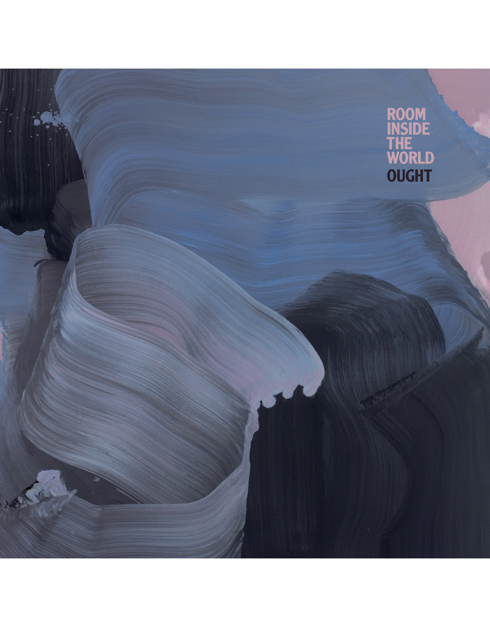 Ought - Room Inside the World LP