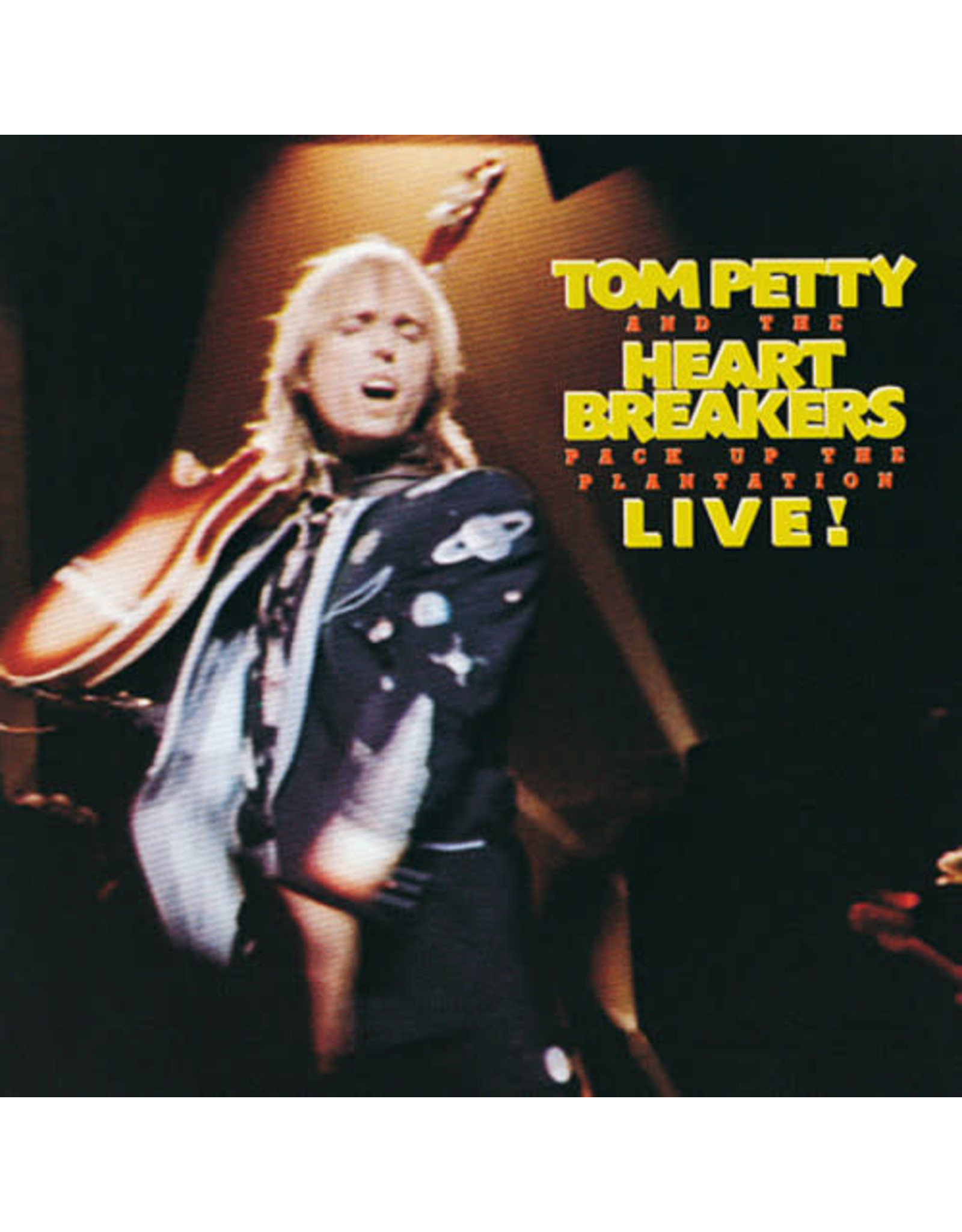 Petty, Tom - Pack Up The Plantation Live! LP