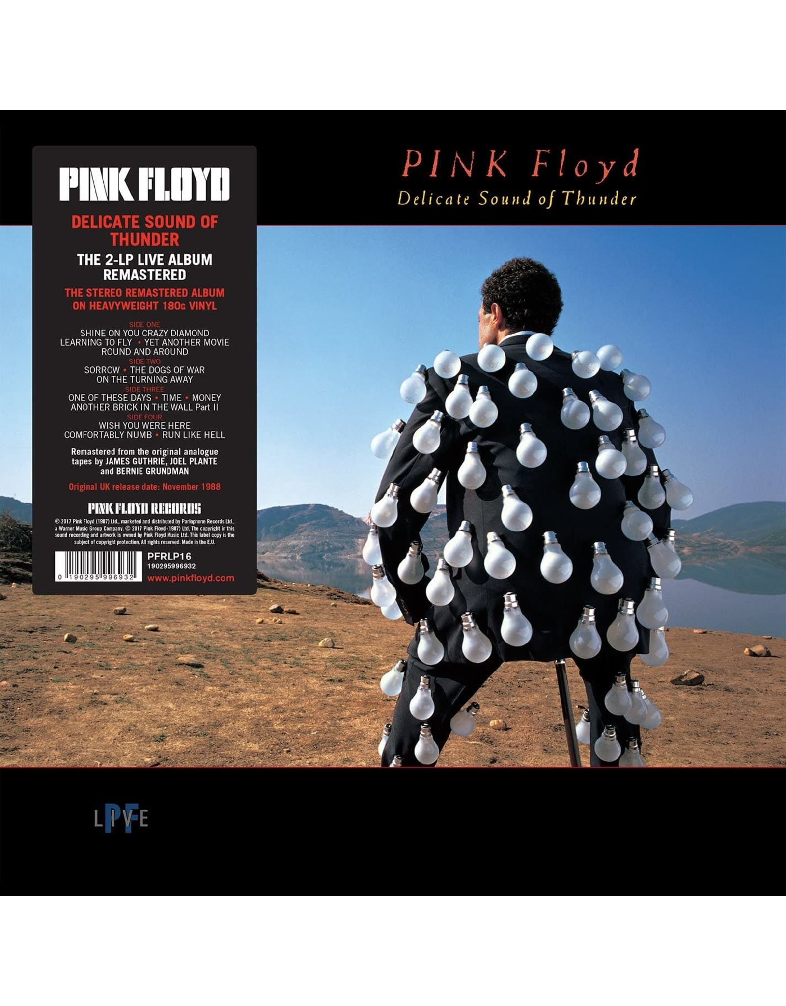 Pink Floyd - Delicate Sound of Thunder LP