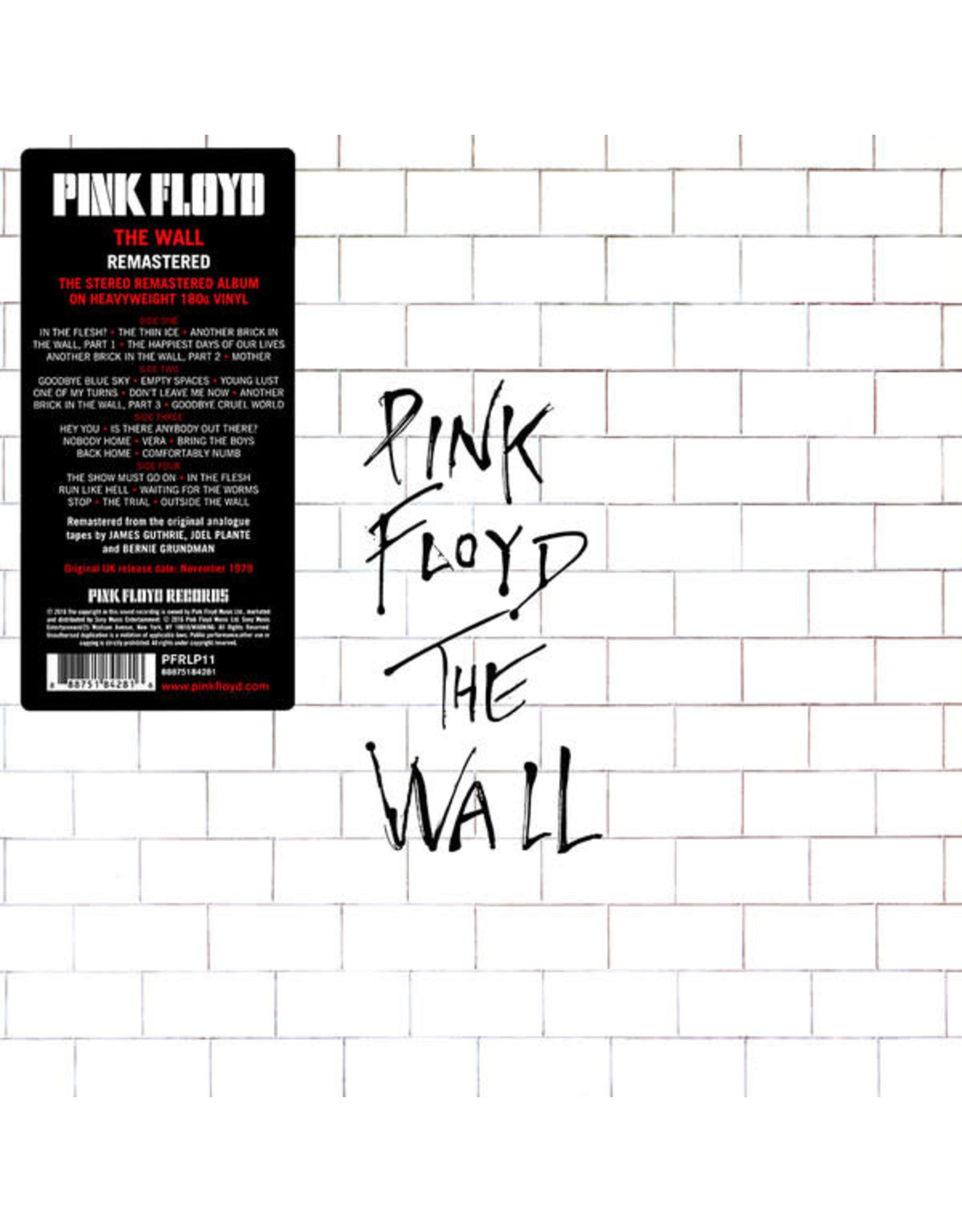 Pink Floyd - The Wall LP