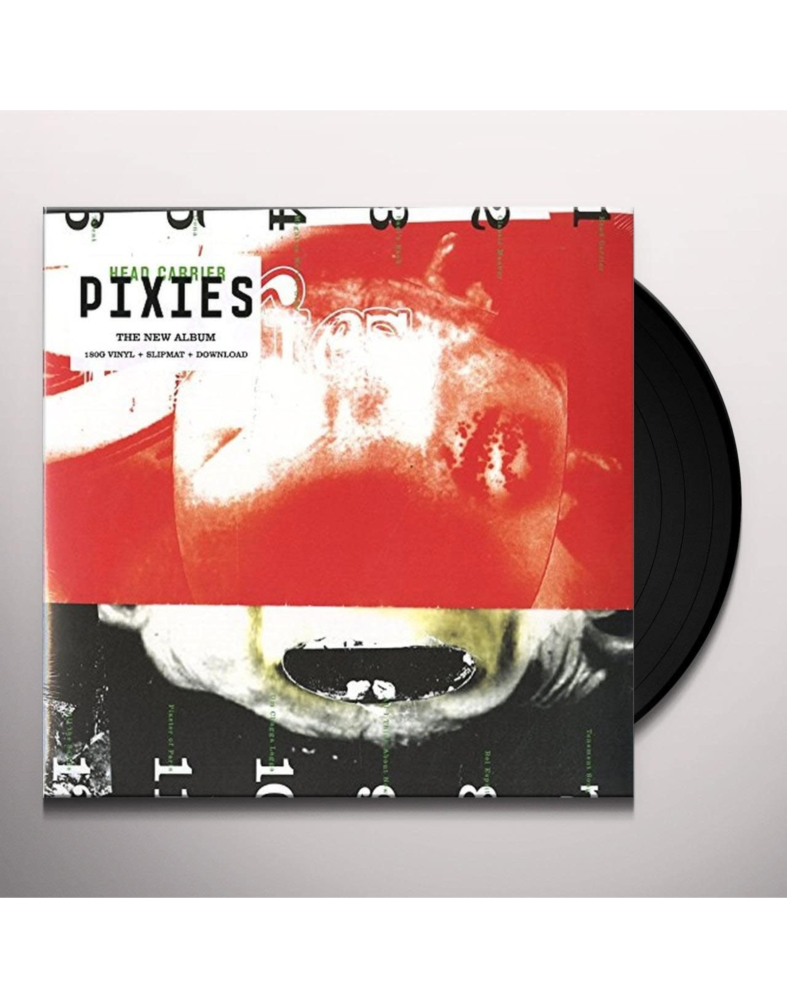 Pixes - Head Carriere LP