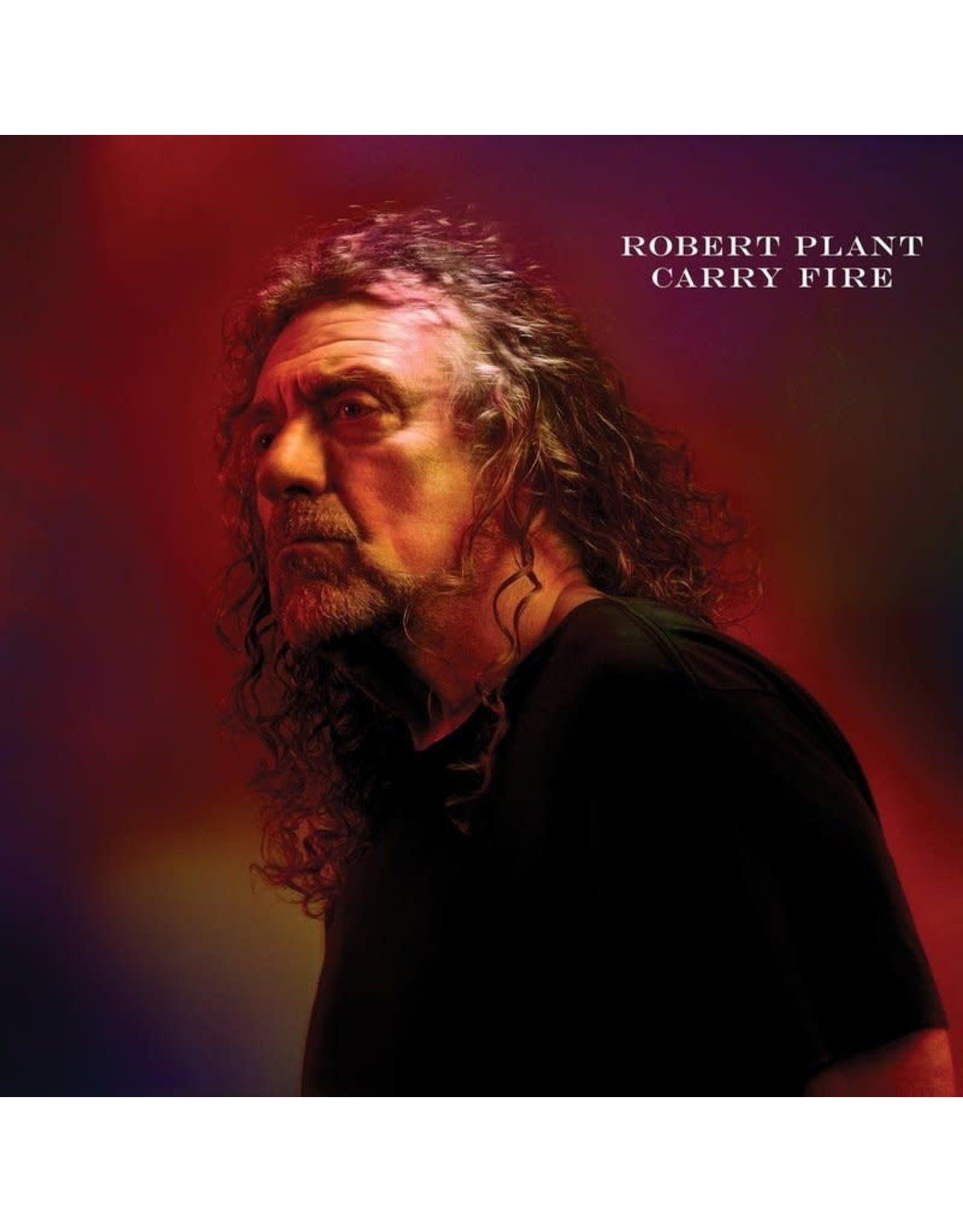 Plant, Robert - Carry Fire LP