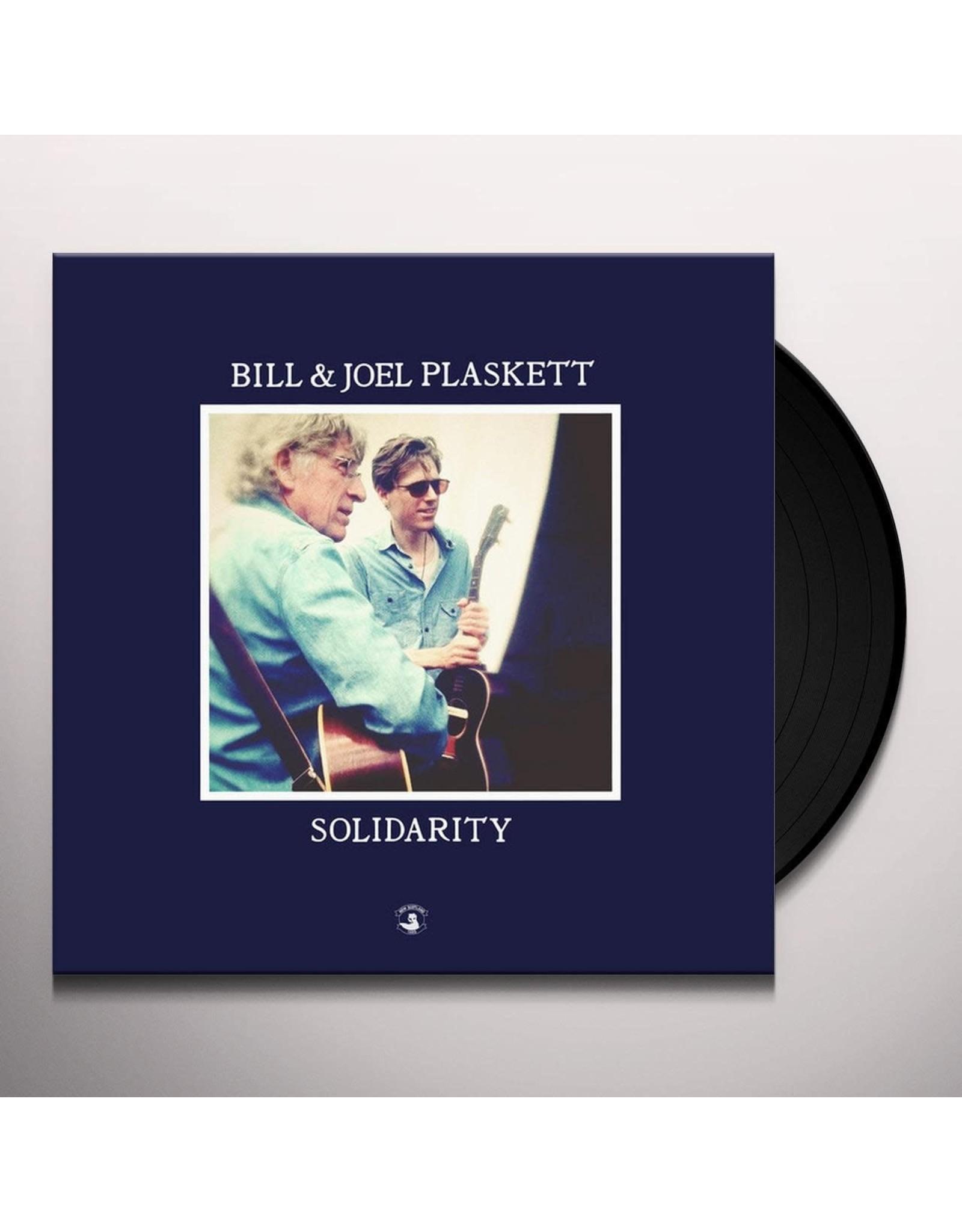 Plaskett, Joel & Bill - Solidarity LP