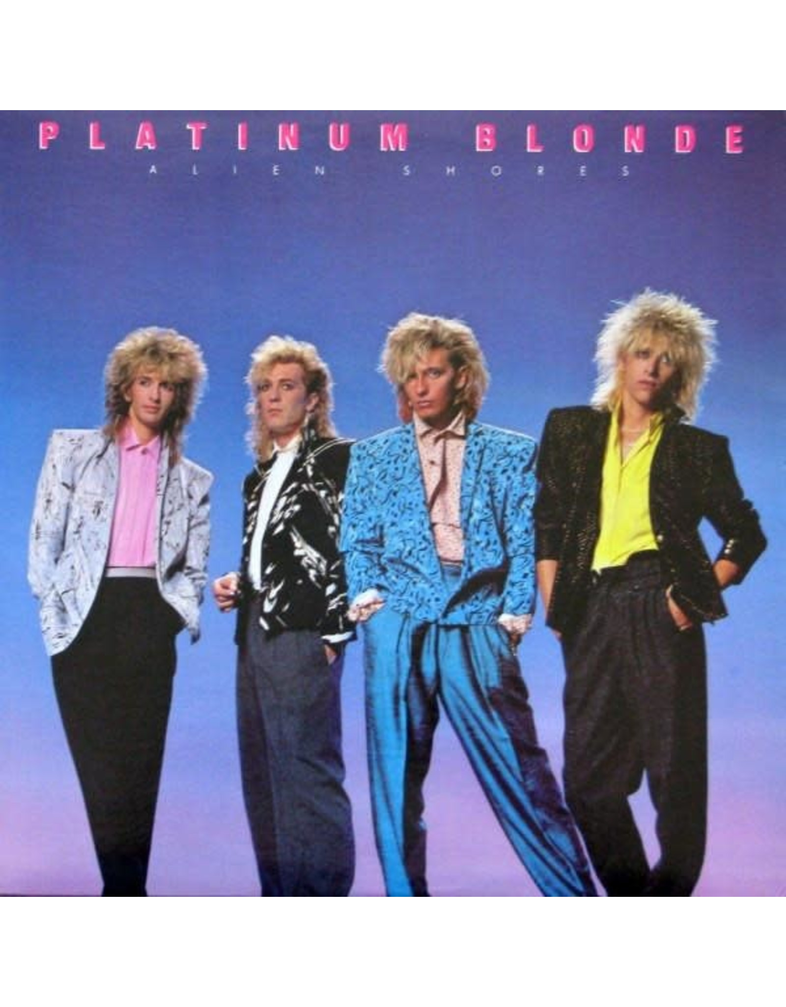 Platinum Blonde - Alien Shores LP