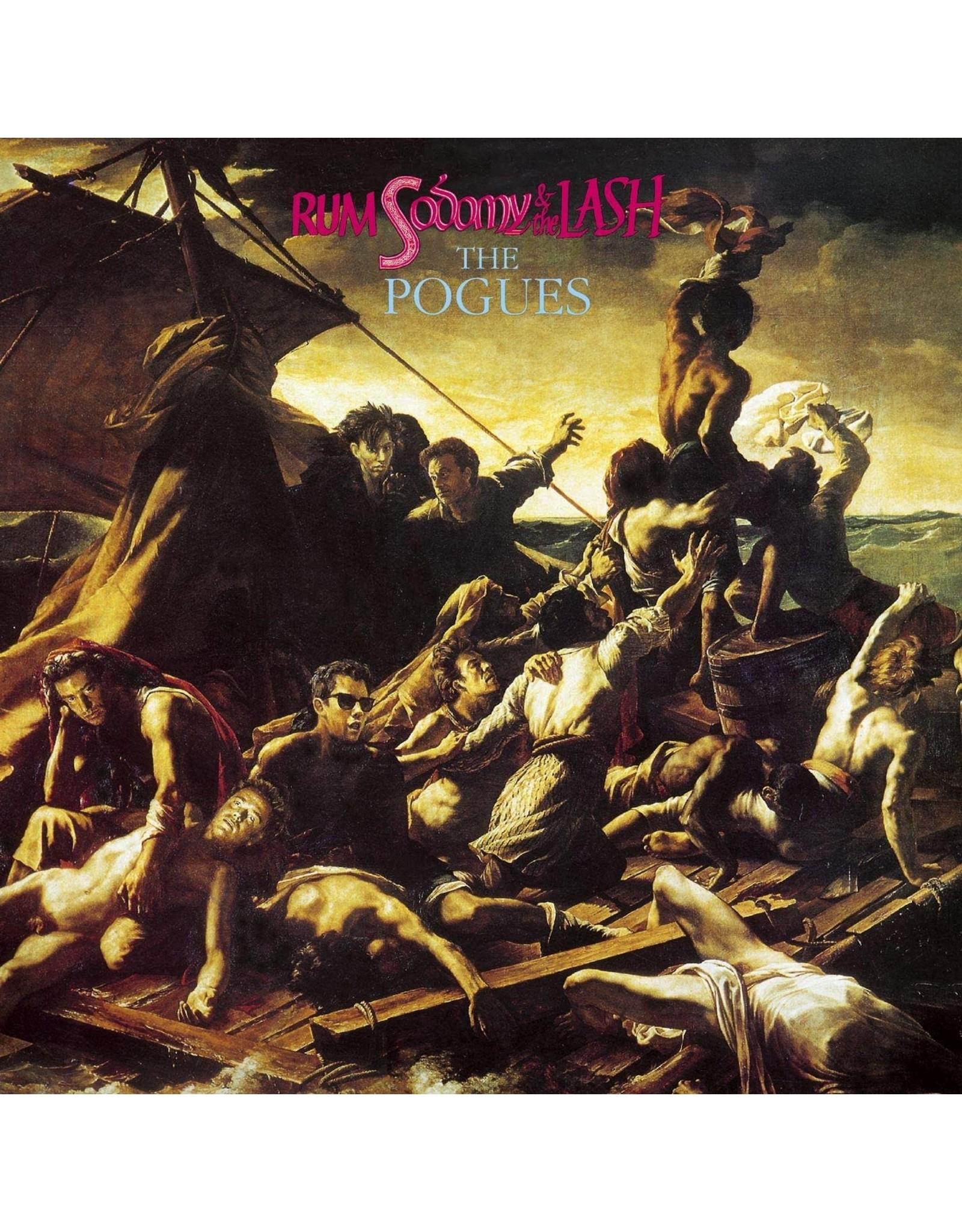 Pogues, The - Rum Sodomy & Lash 180G LP