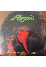 Poison - Open Up and Say... Ahh! LP