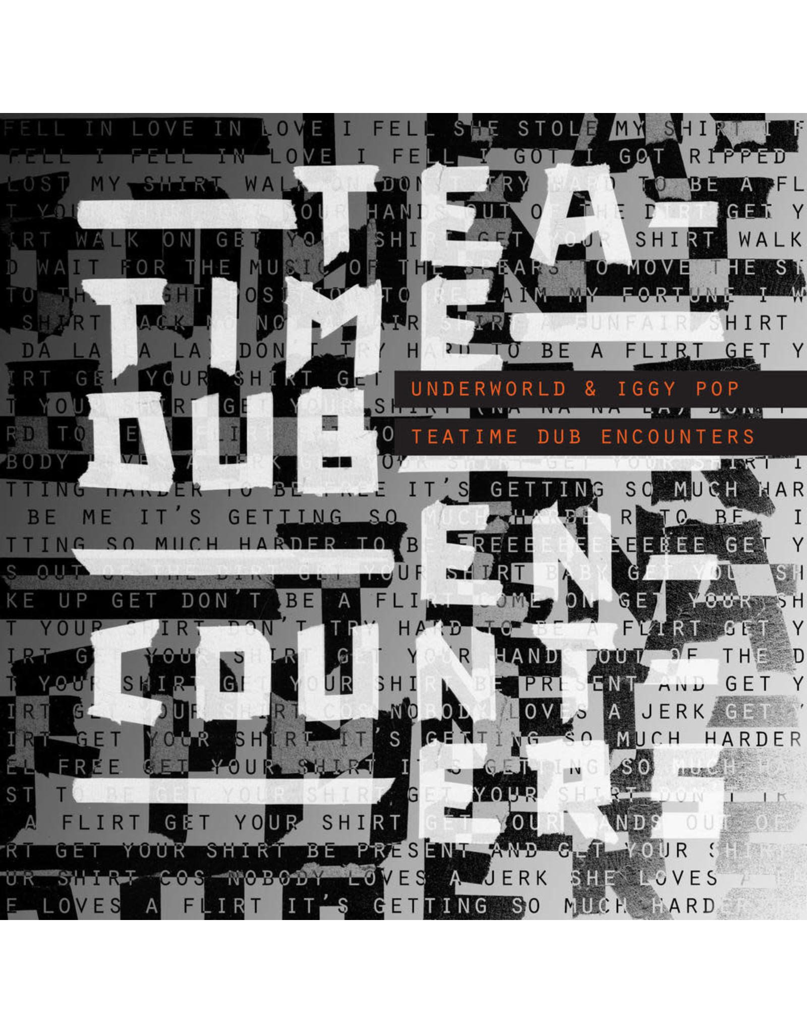 Pop, Iggy and Underworld - Teatime Dub Encounters LP