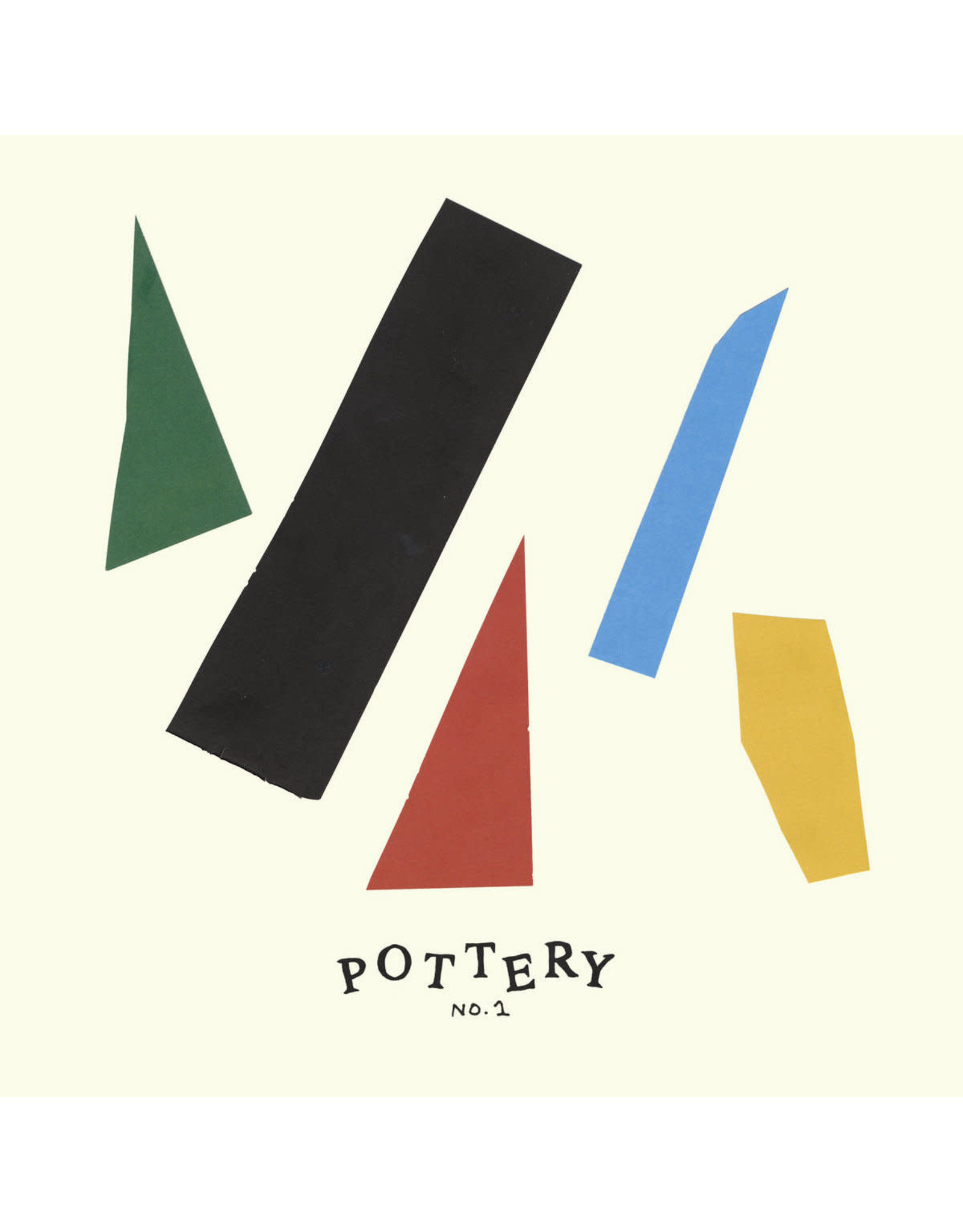 Pottery - No. 1 LP