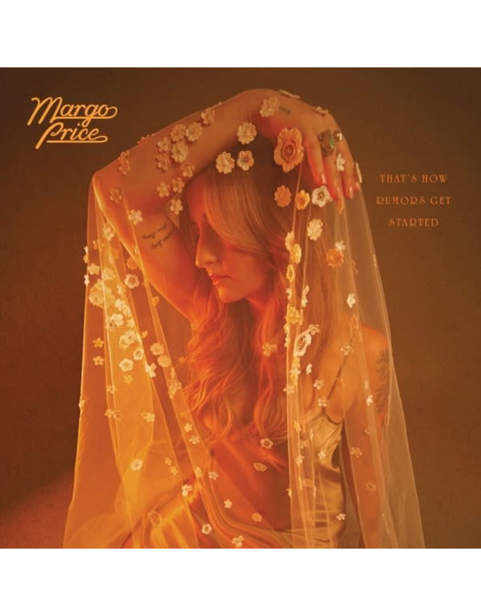 Price, Margo - That's How Rumors Get Started LP