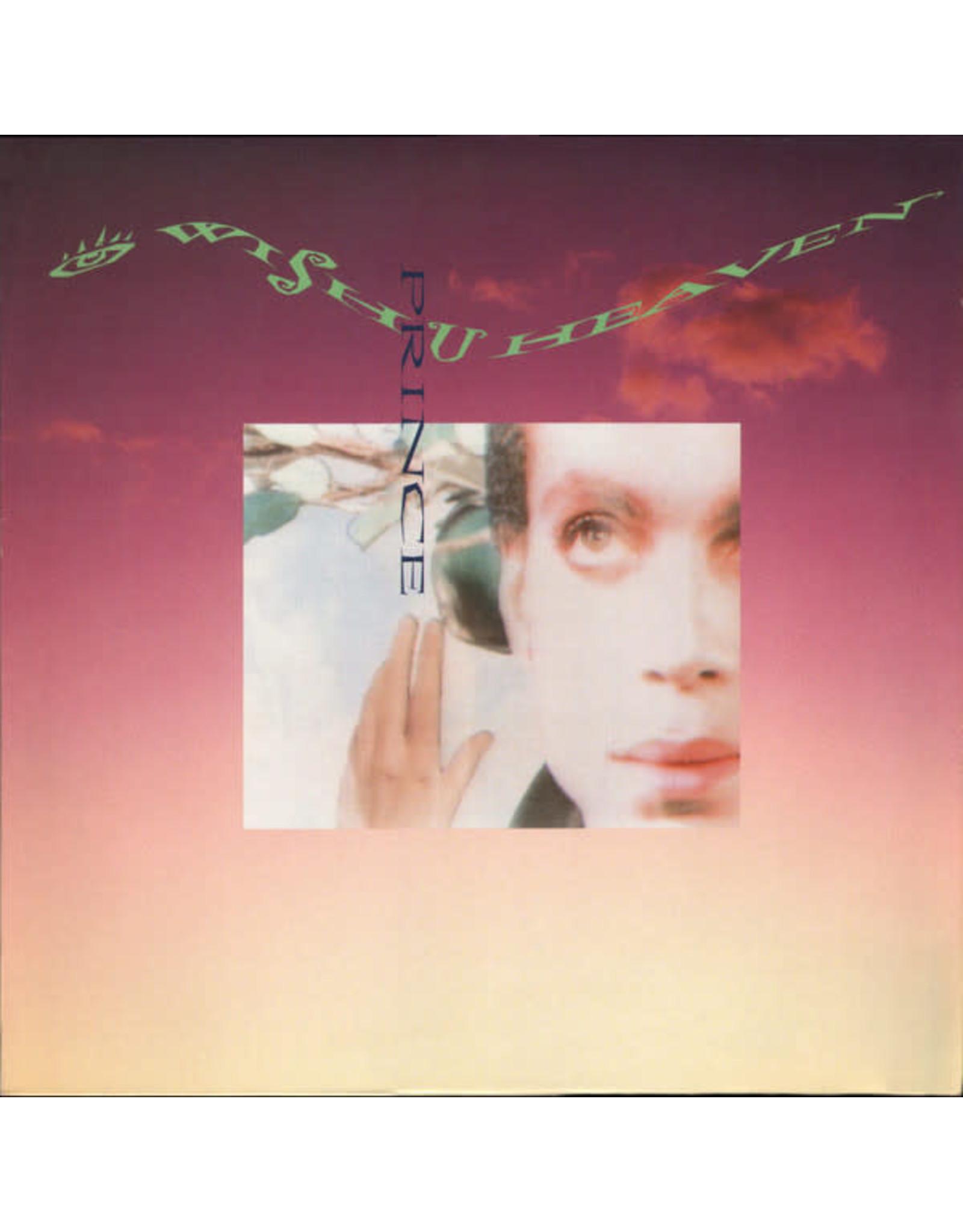 Prince - Wish U Heaven LP