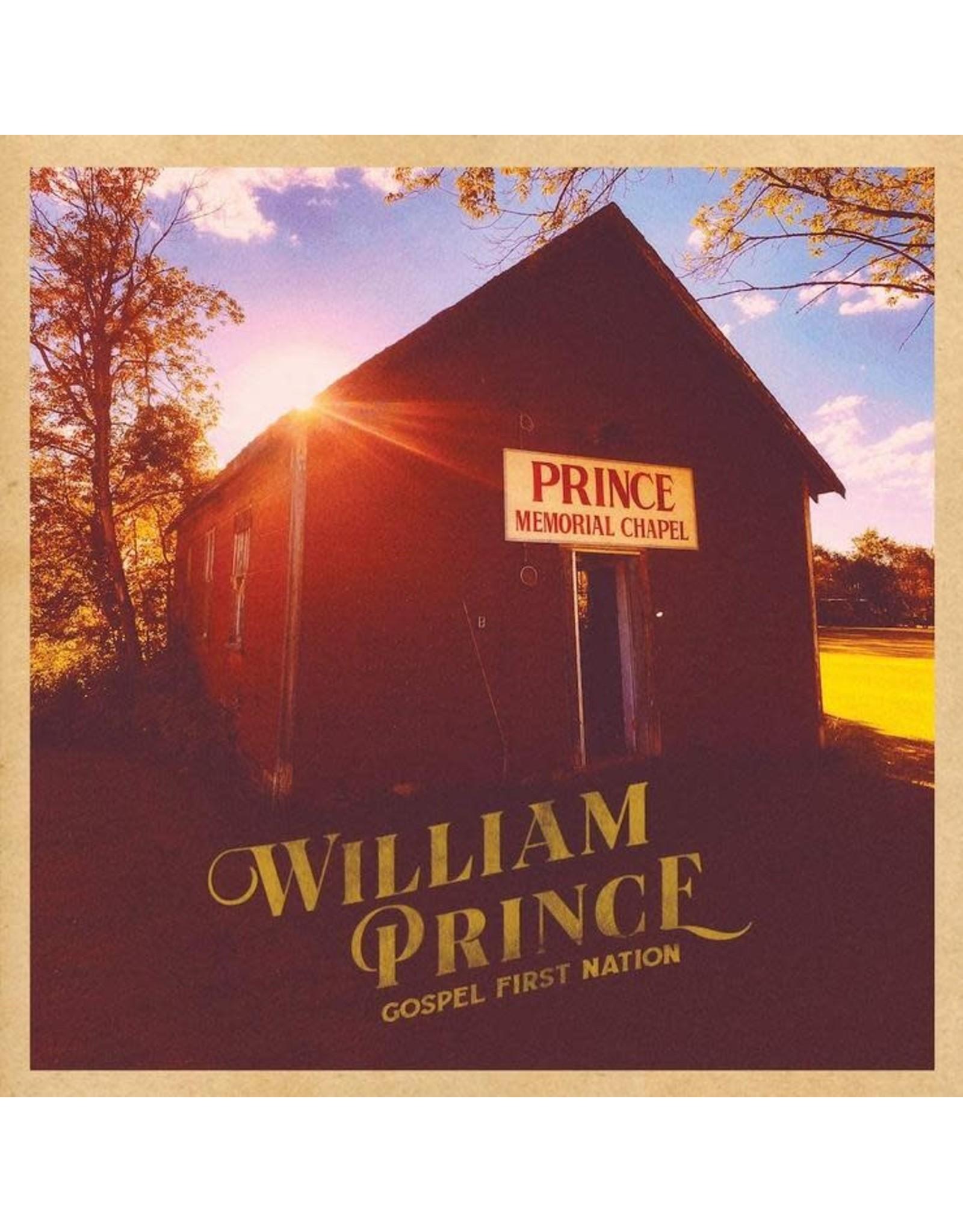 Prince, William - Gospel First Nation LP
