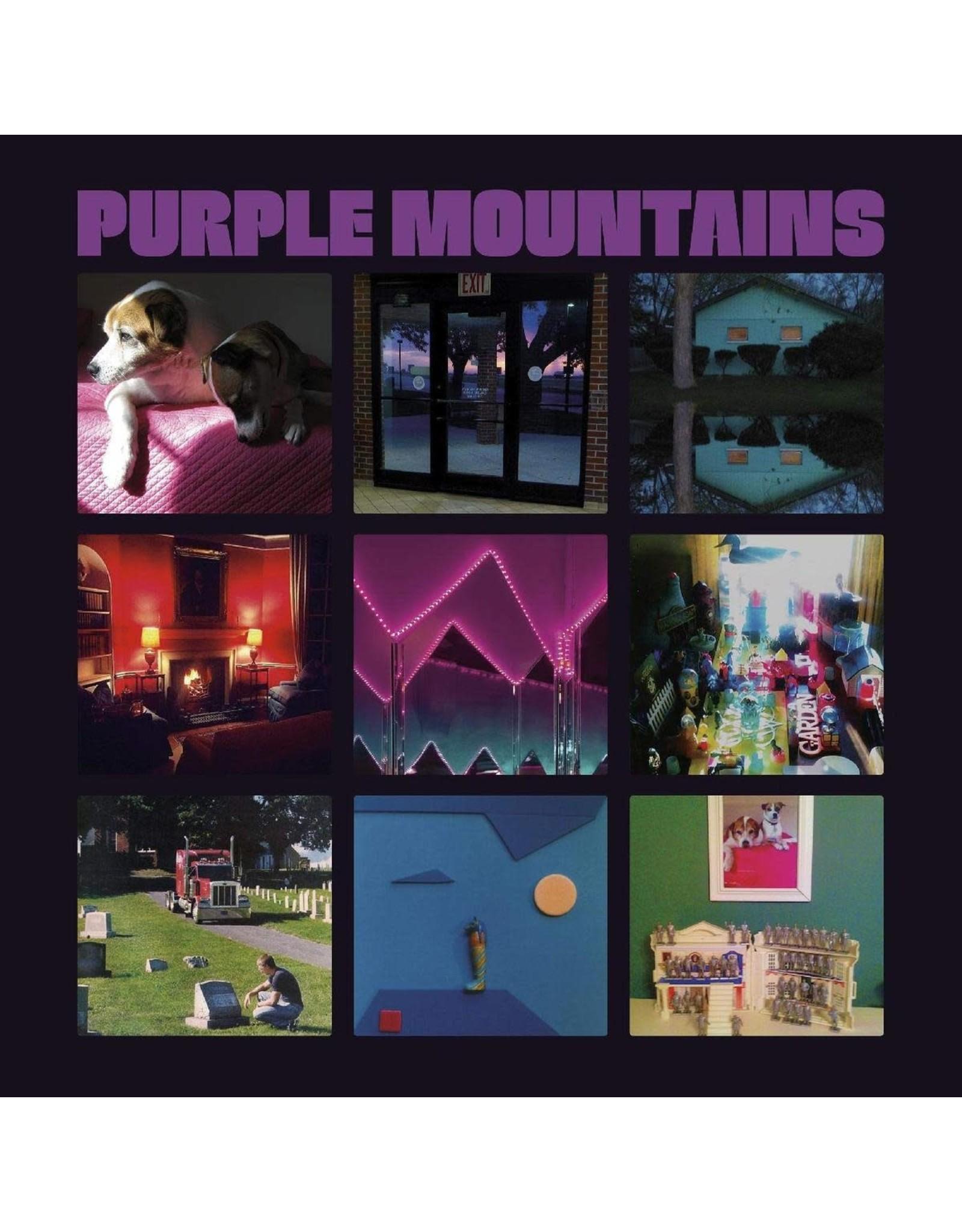 Purple Mountains - S/T LP
