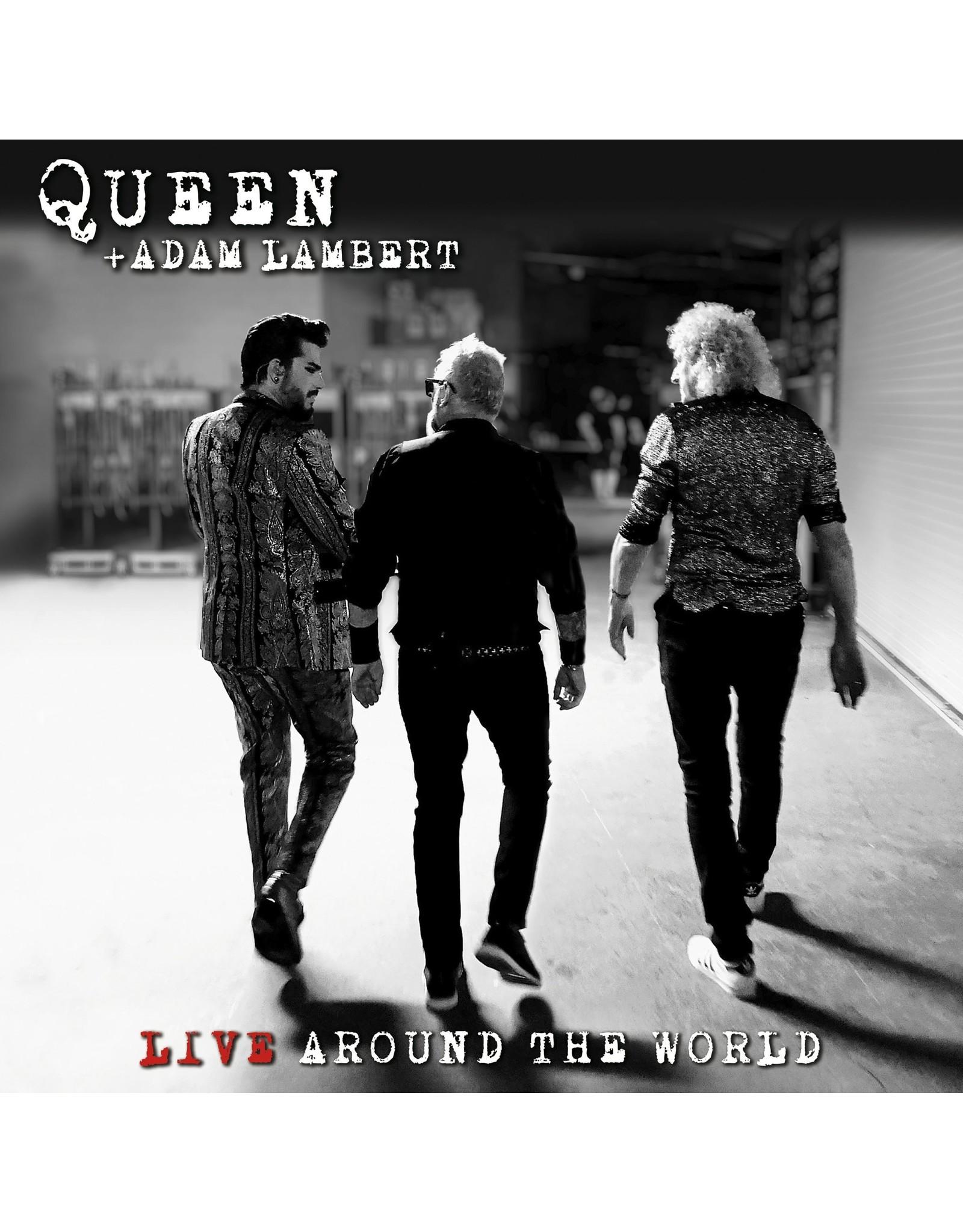 Queen & Adam Lambert - Live Around The World