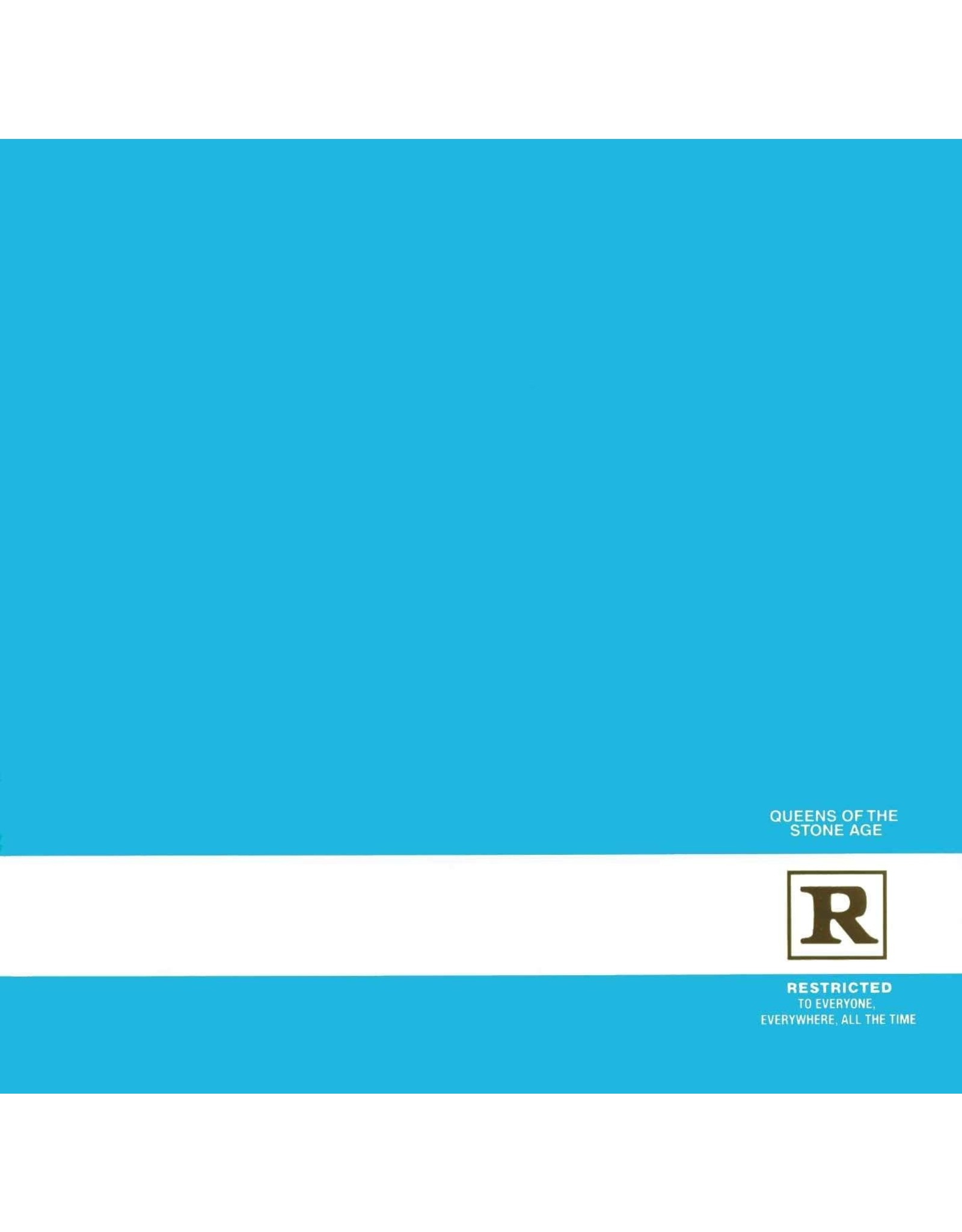 Queens of the Stone Age - Rated R LP