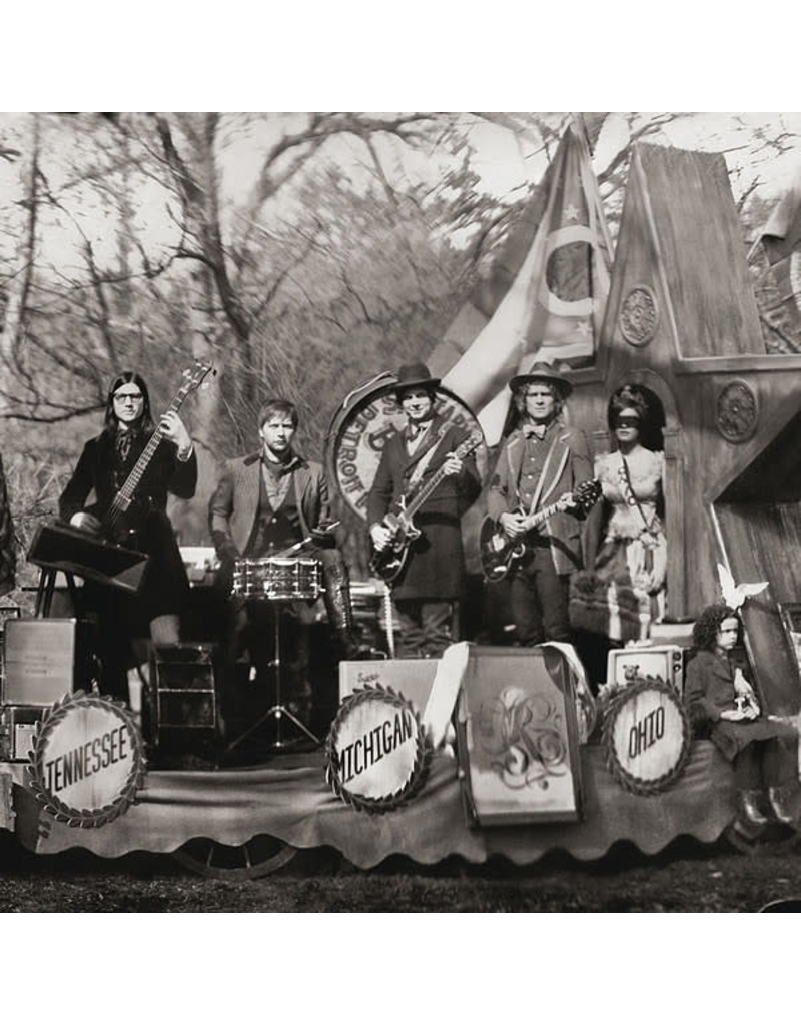 Raconteurs, The - Consolers of the Lonely LP