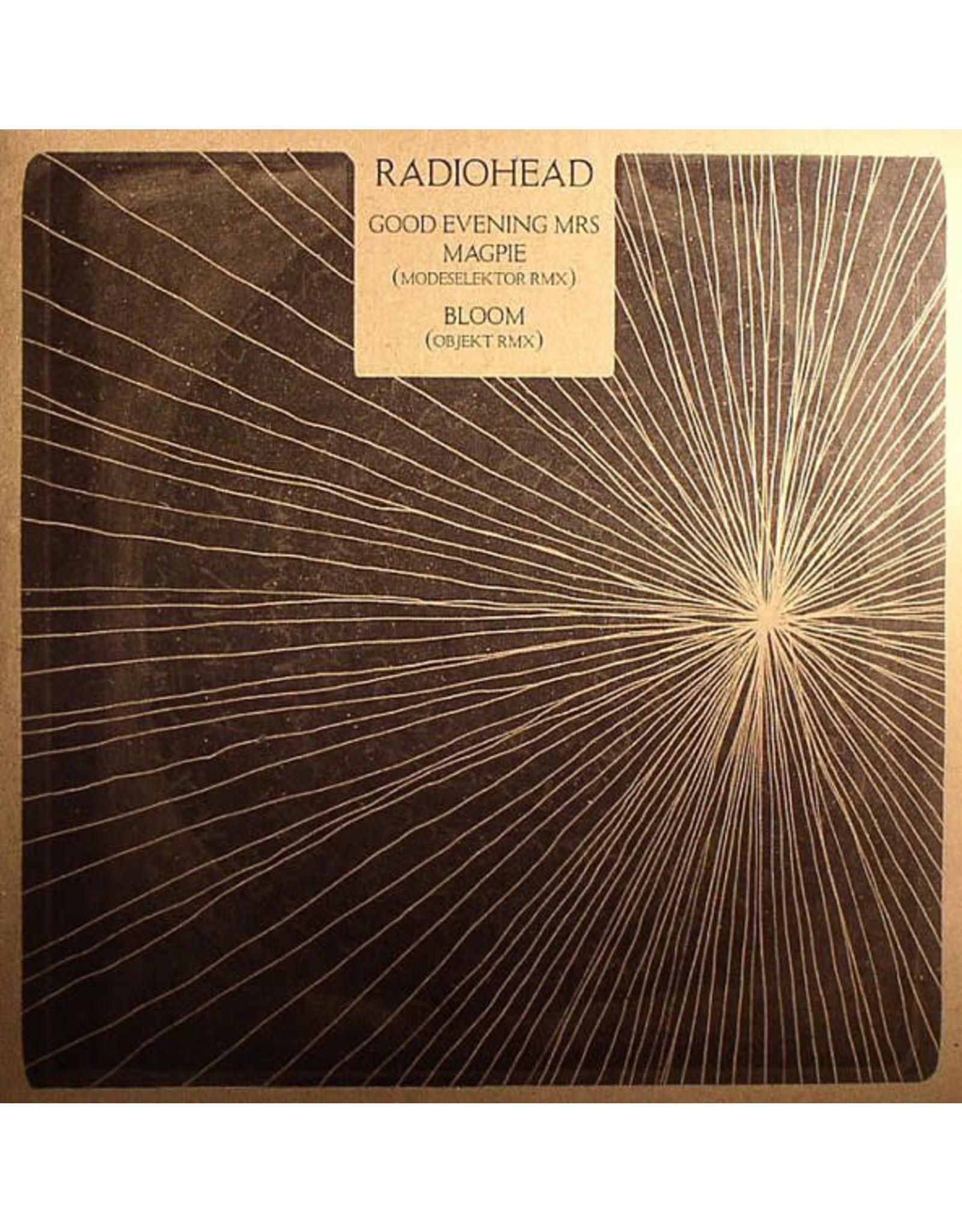 Radiohead - Good Evening Mrs. Magpie/Bloom LP