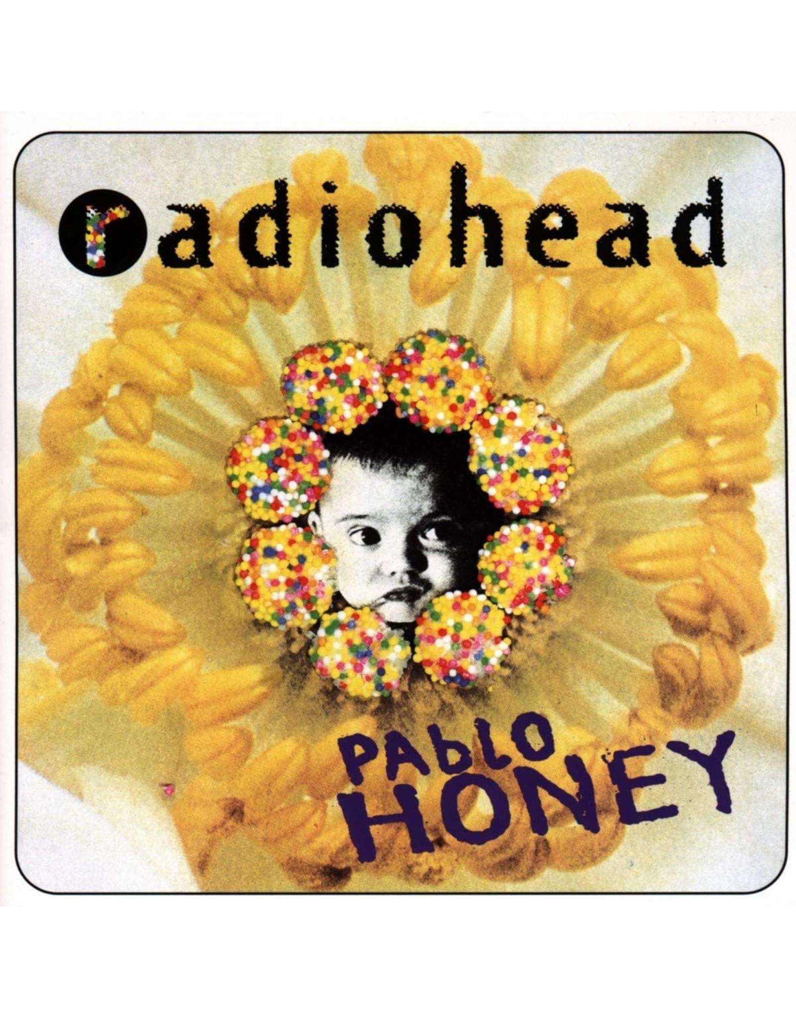 Radiohead - Pablo Honey LP