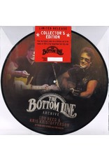 Reed, Lou & Kristofferson, Kris - The Bottom Line LP