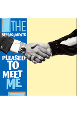 Replacements, The - Pleased To Meet Me (Blue) LP