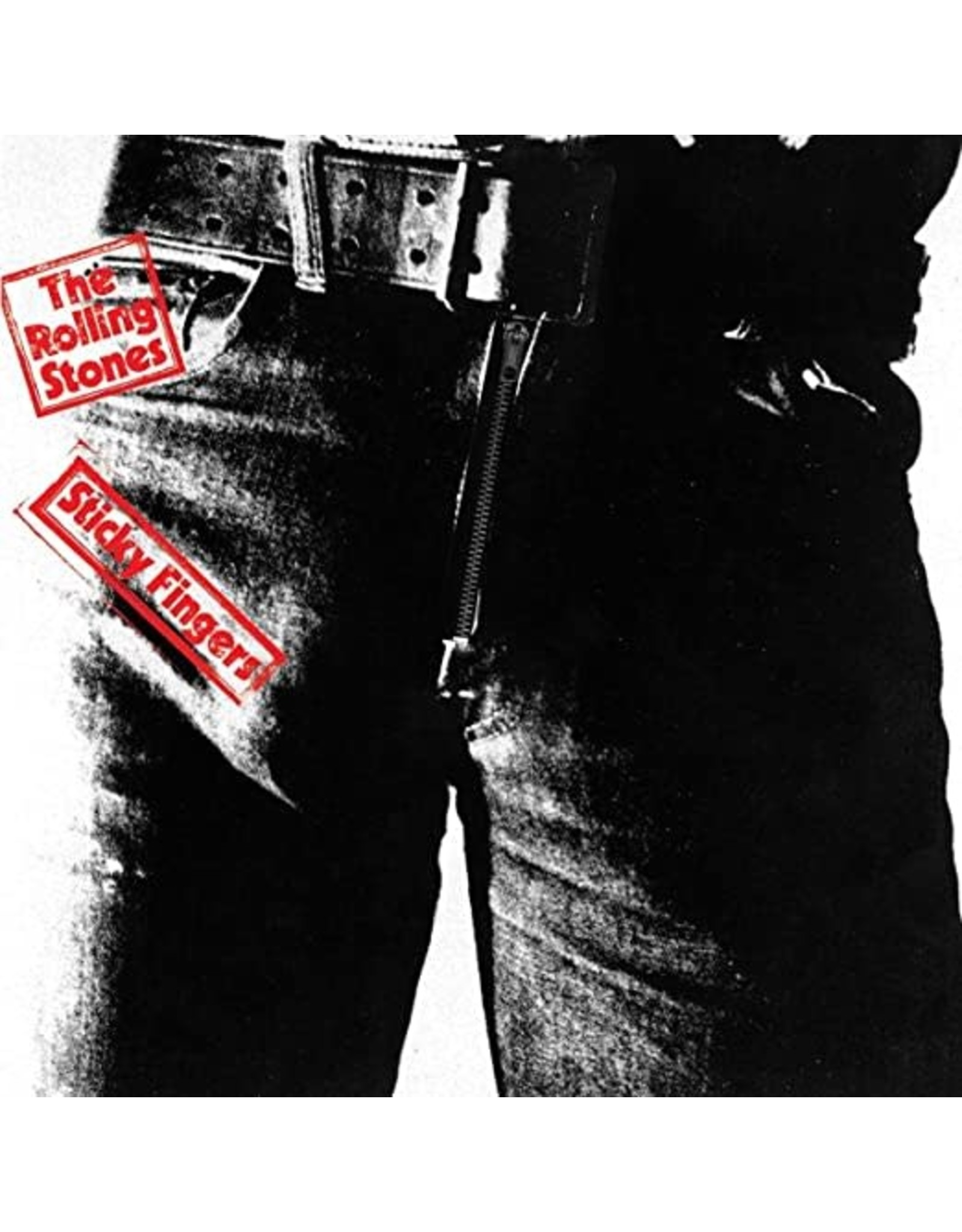 Rolling Stones - Sticky Fingers (Half-Speed) LP