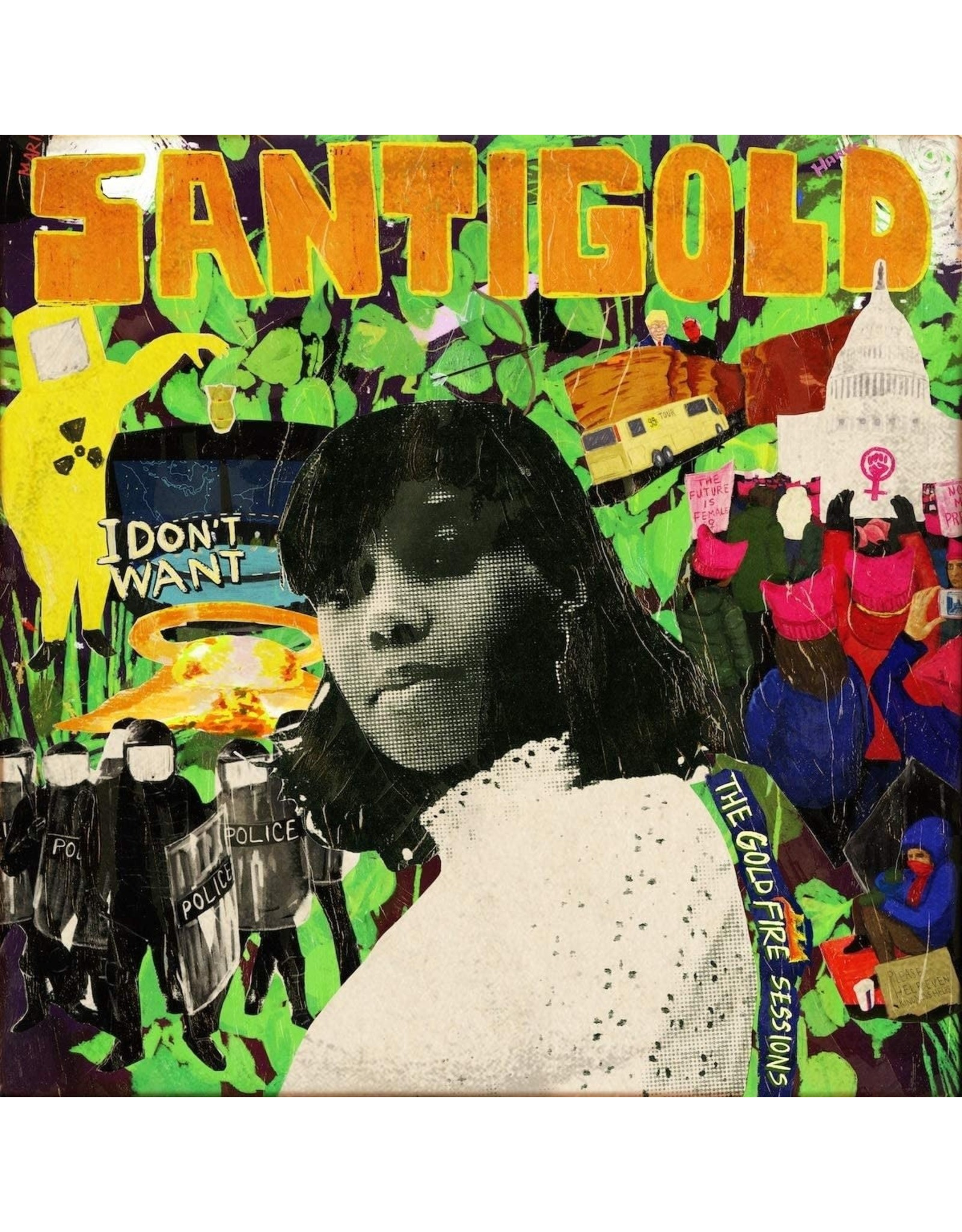 Santigold - I Don't Want: The Gold Fire Sessions LP