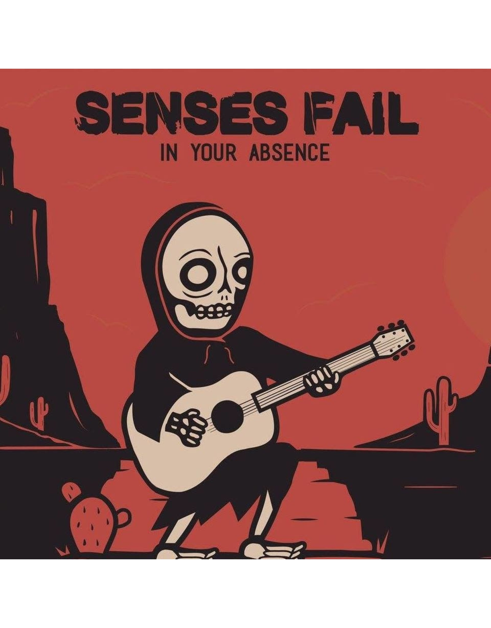 Senses Fail - In Your Absence LP