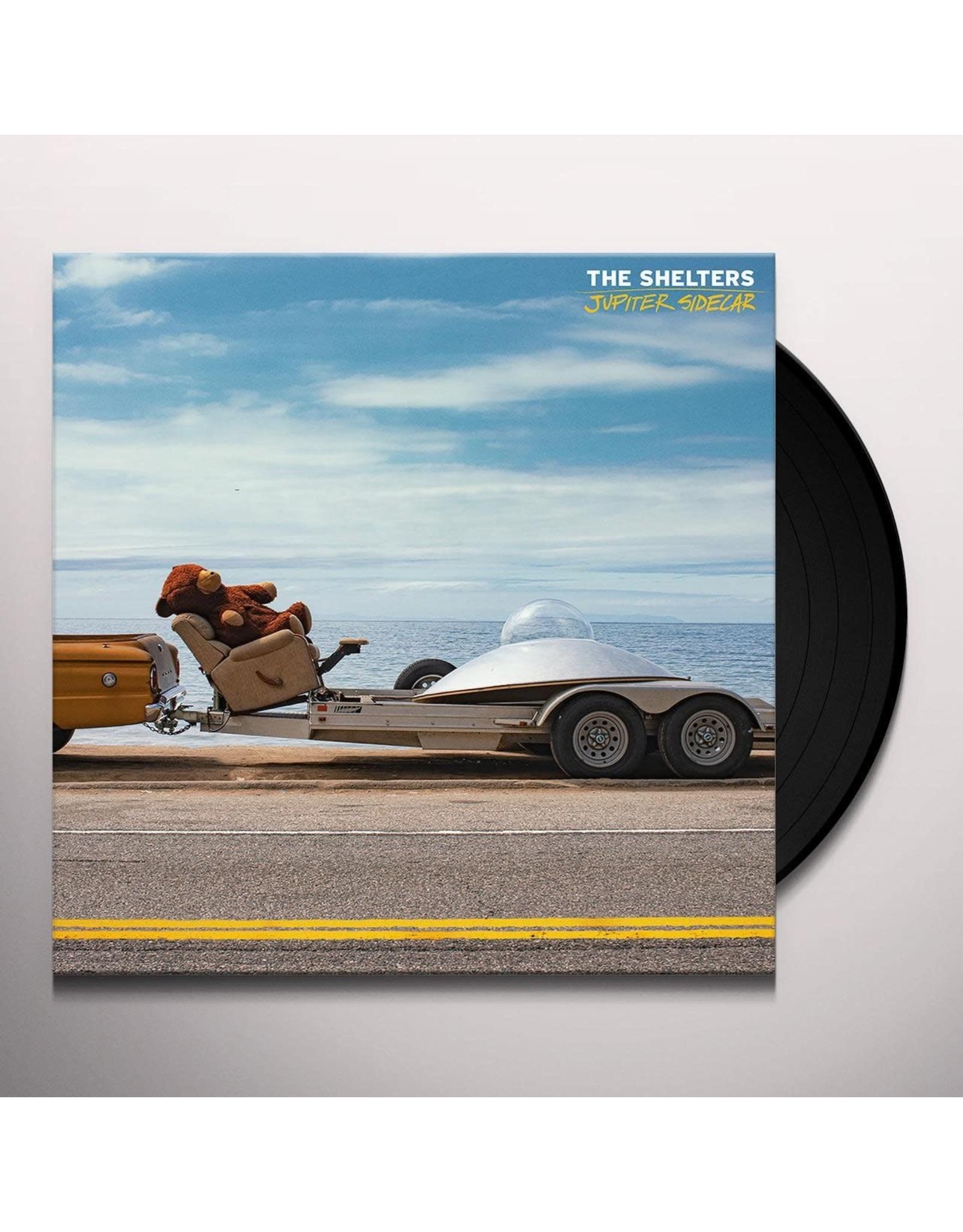 Shelters, The - Jupiter Sidecar LP