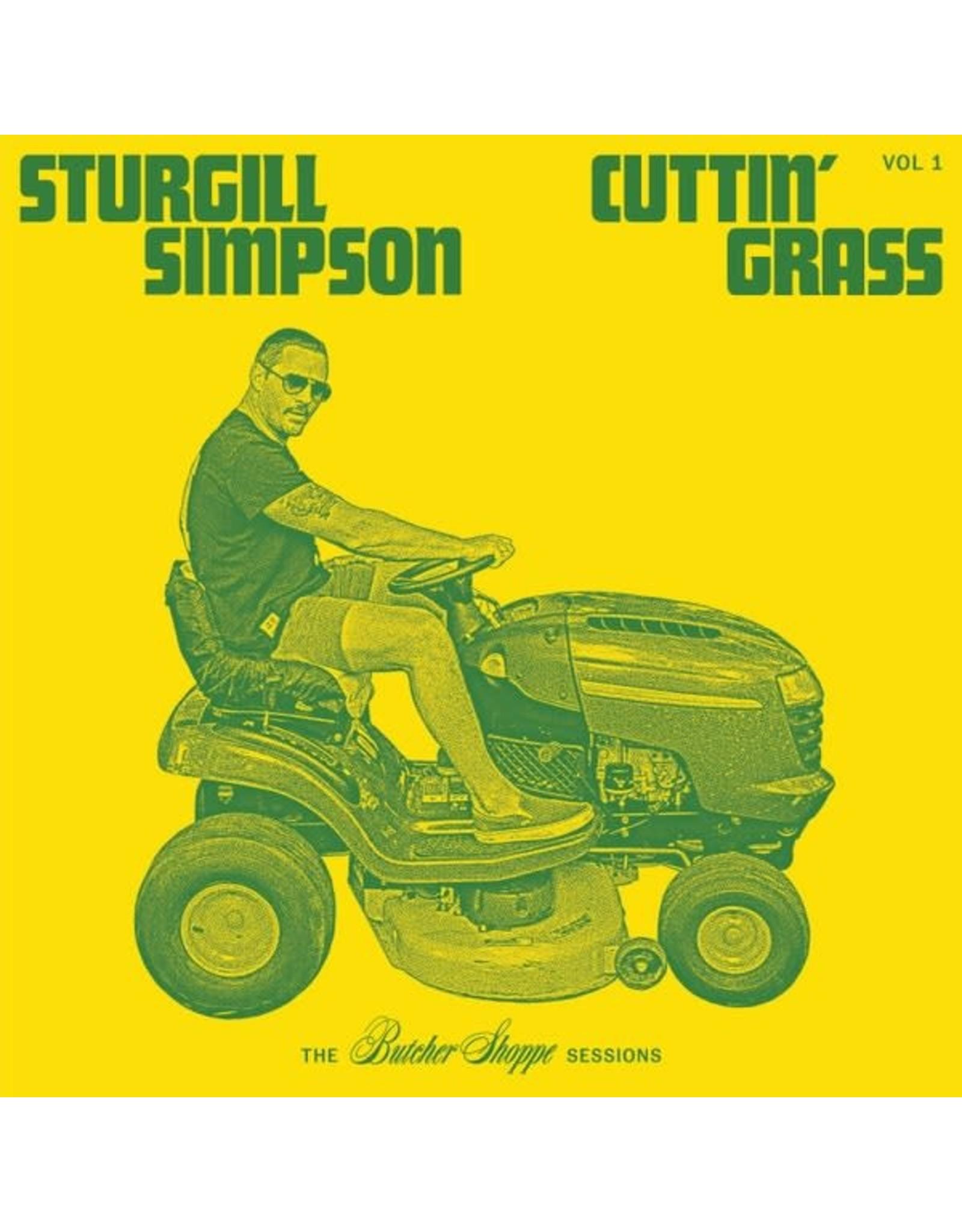 Simpson, Sturgill - Cuttin' Grass LP (Indie Retail Exclusive)