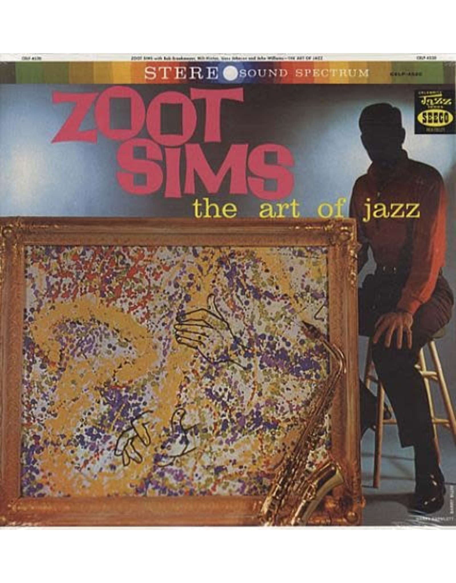 Sims, Zoot - The Art of Jazz LP