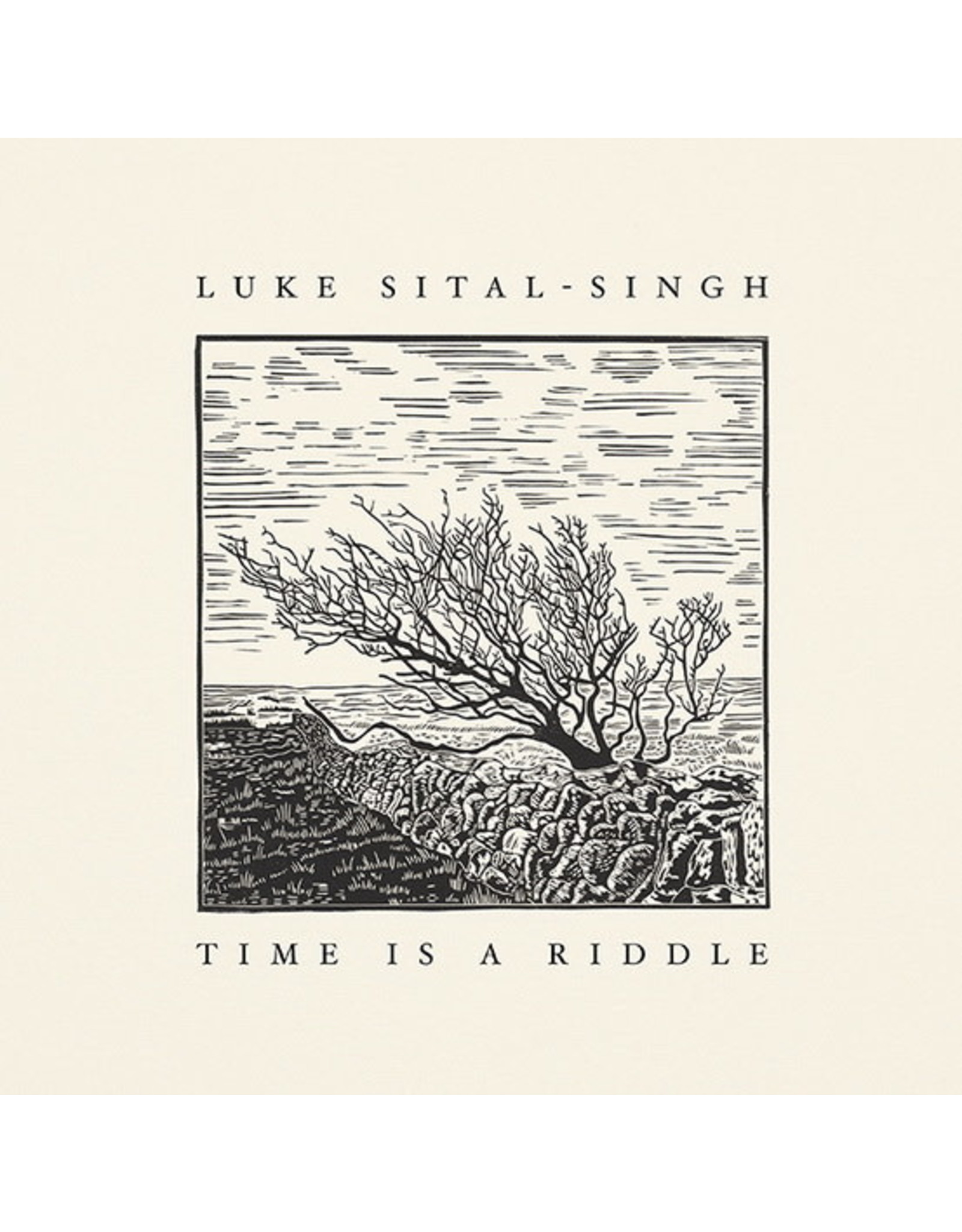 Sital-Singh, Luke - Time Is A Riddle LP