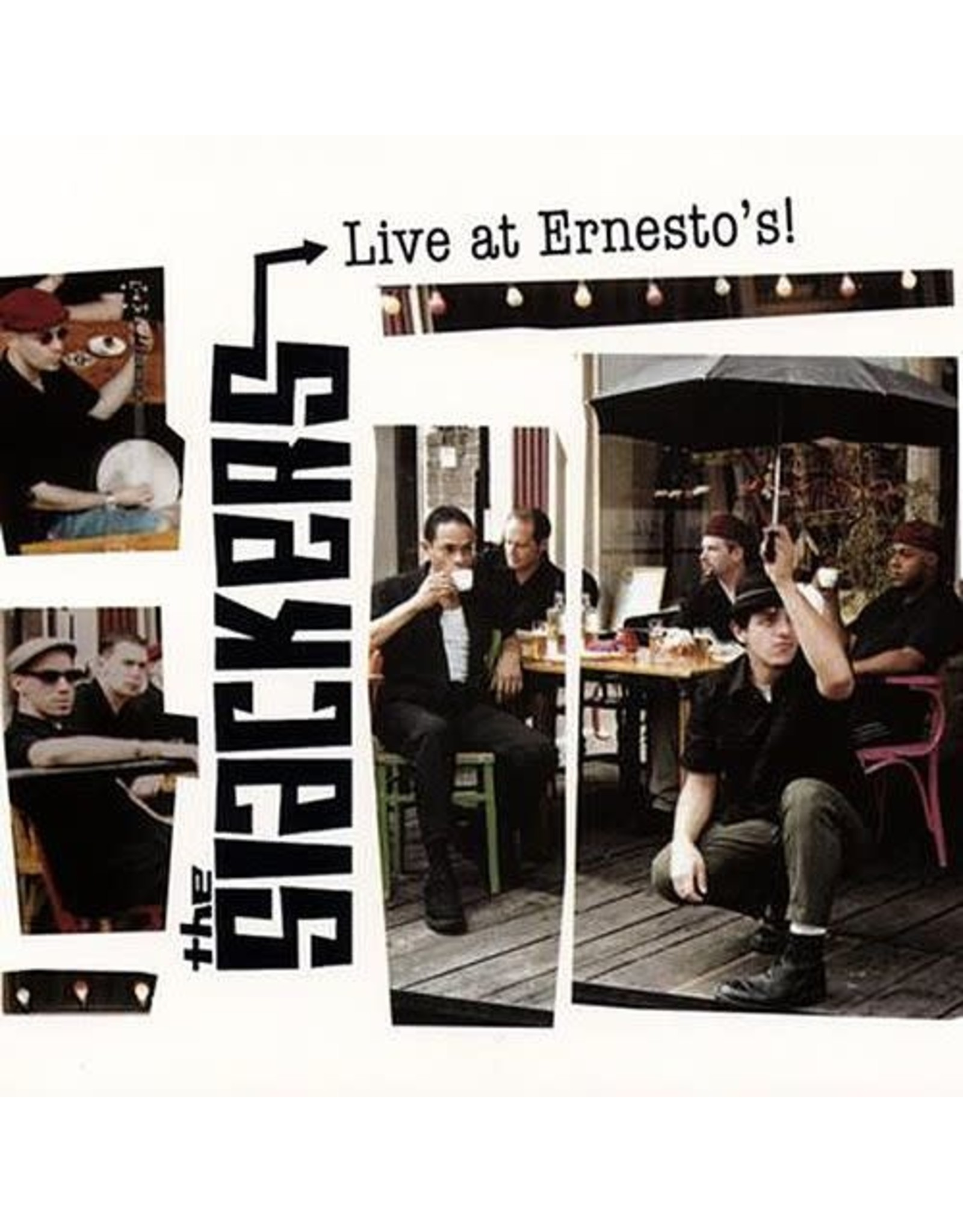 Slackers - Live at Ernesto's LP