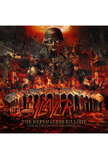 Slayer - The Repentless Killogy  (Live at the Forum) LP (red)