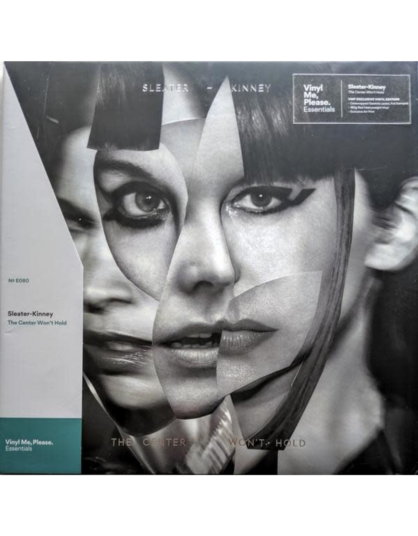 Sleater-Kinney - The Center Won't Hold (Vinyl Me, Please) LP