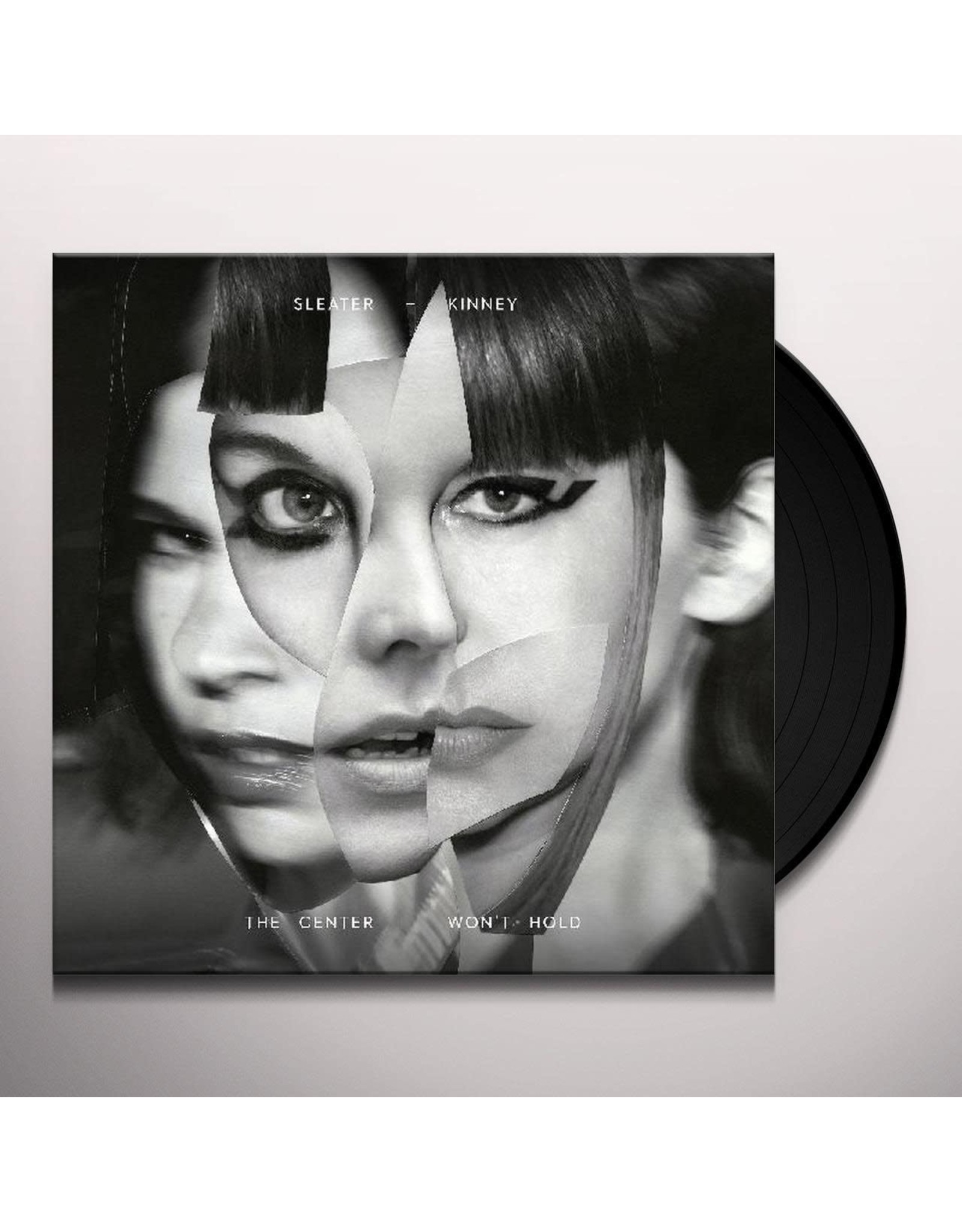 Sleater-Kinney - The Center Won't Hold LP