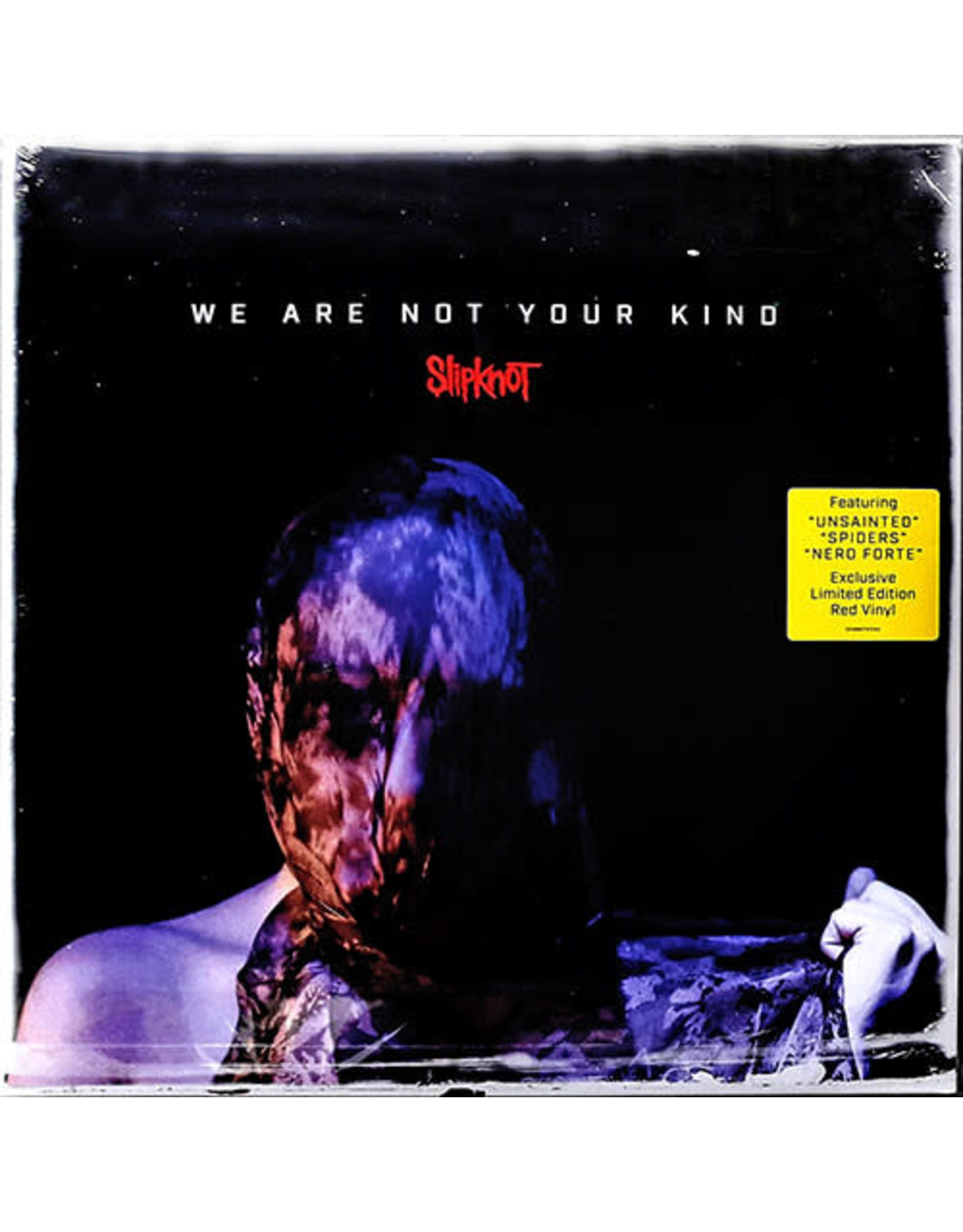 Slipknot - We Are Not your Kind LP (Ltd Red)