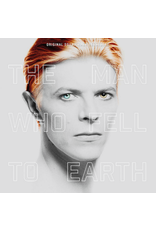 Soundtrack - The Man Who Fell To Earth LP