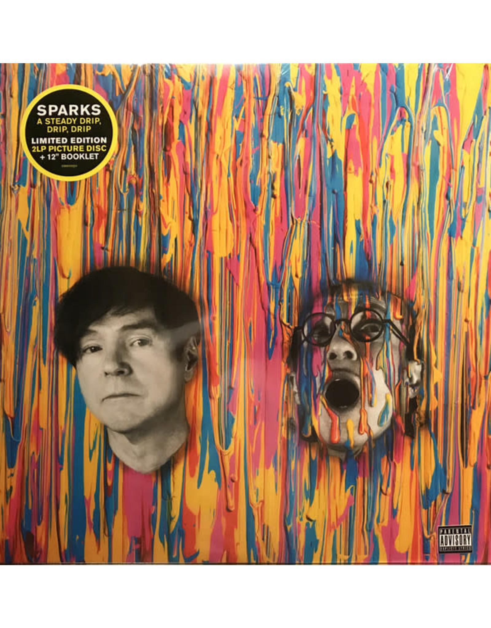 Sparks - A Steady Drip, Drip, Drip (Picture Disc) LP