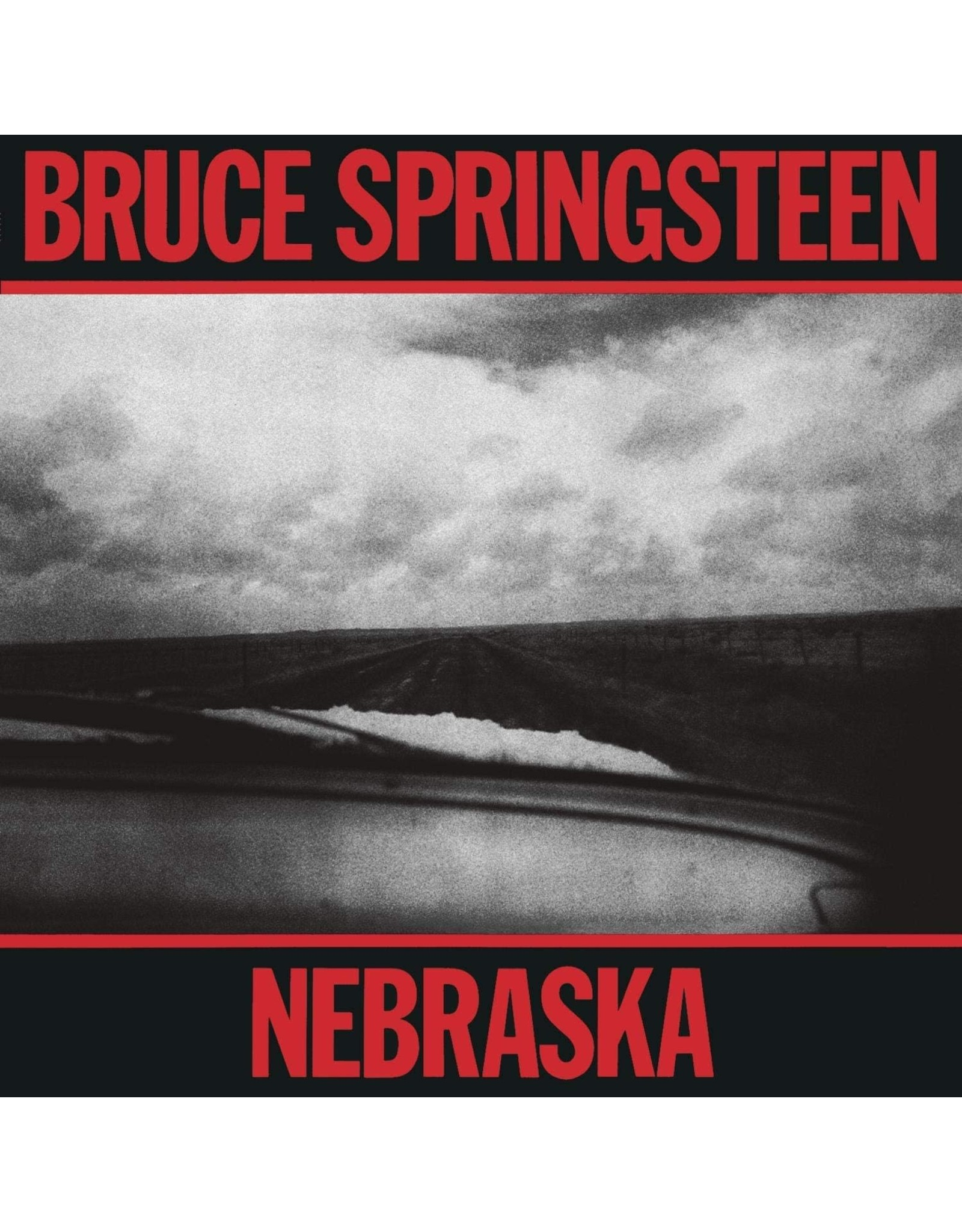 Springsteen, Bruce - Nebraska LP