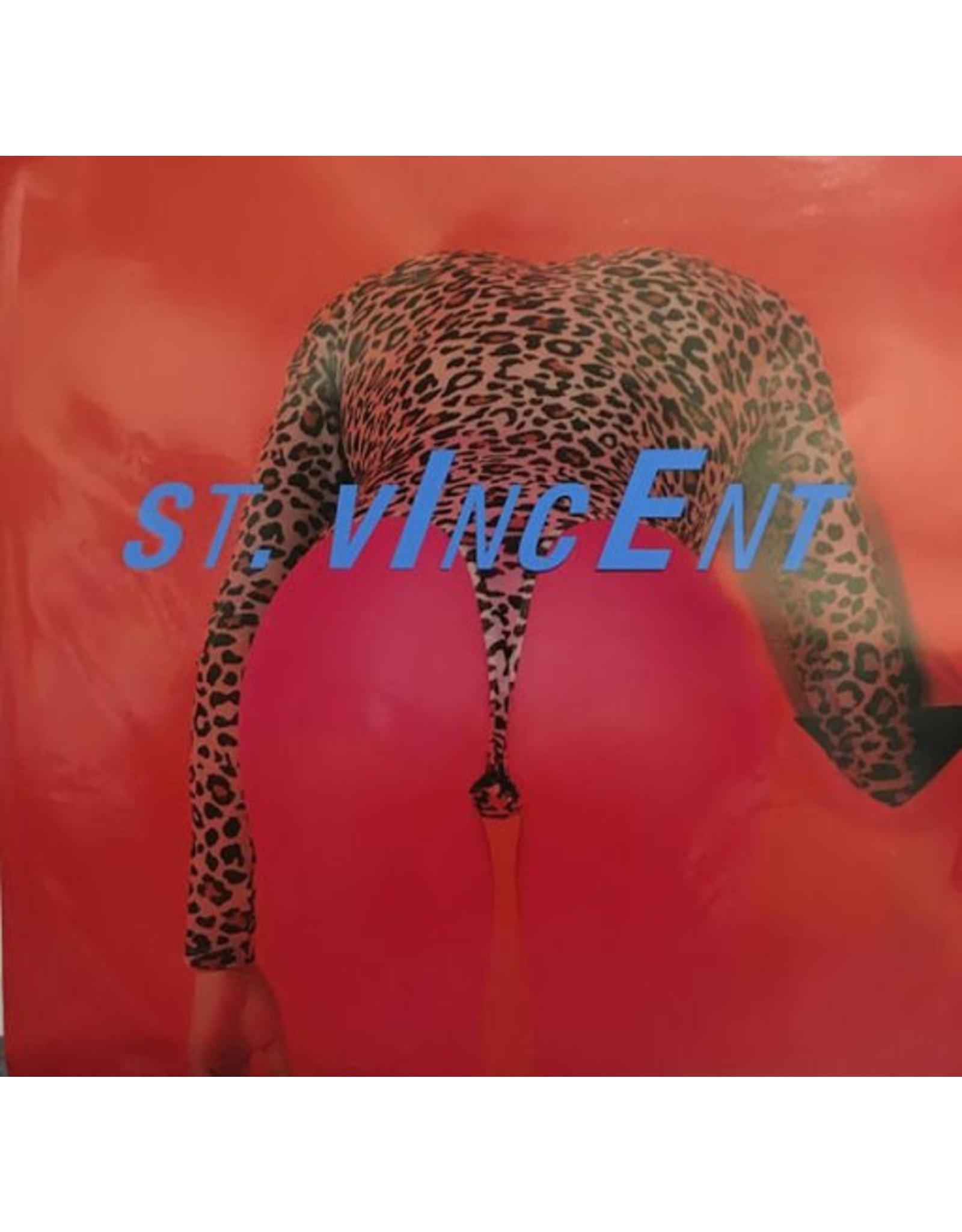 St. Vincent - Masseducation (Pink Vinyl) LP